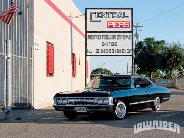 1962 Chevrolet Impala Convertible 1967 Chevrolet Impala Father