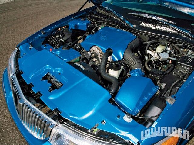 2000 Lincoln Town Car Mario Muro Lowrider Magazine