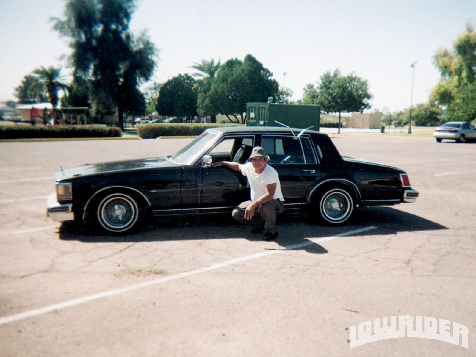 Lrmp Custom Lowrider Readers Rides Chris Cadillac Seville