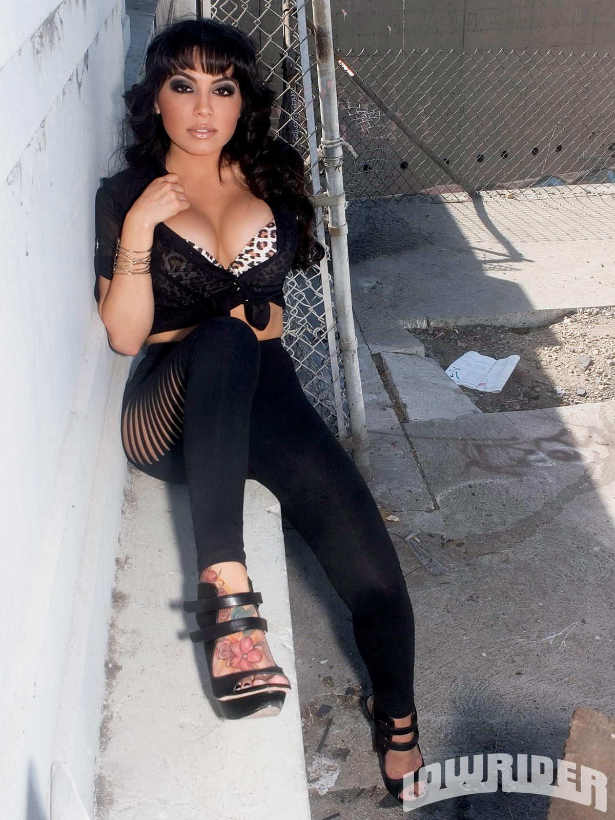 New Chevy Blazer >> Anna Rincon - Lowrider Girls Magazine Model - Lowrider ...