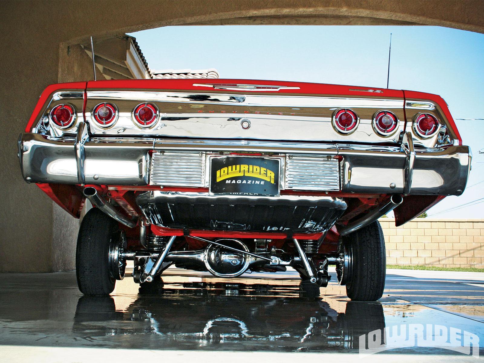 2009 Chevrolet Impala Ss >> 1962 Chevrolet Impala SS - GM 327-c.i.d. V8 Engine - Lowrider Magazine