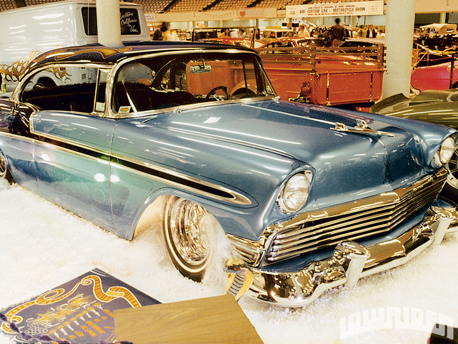 Custom Lowrider Cars