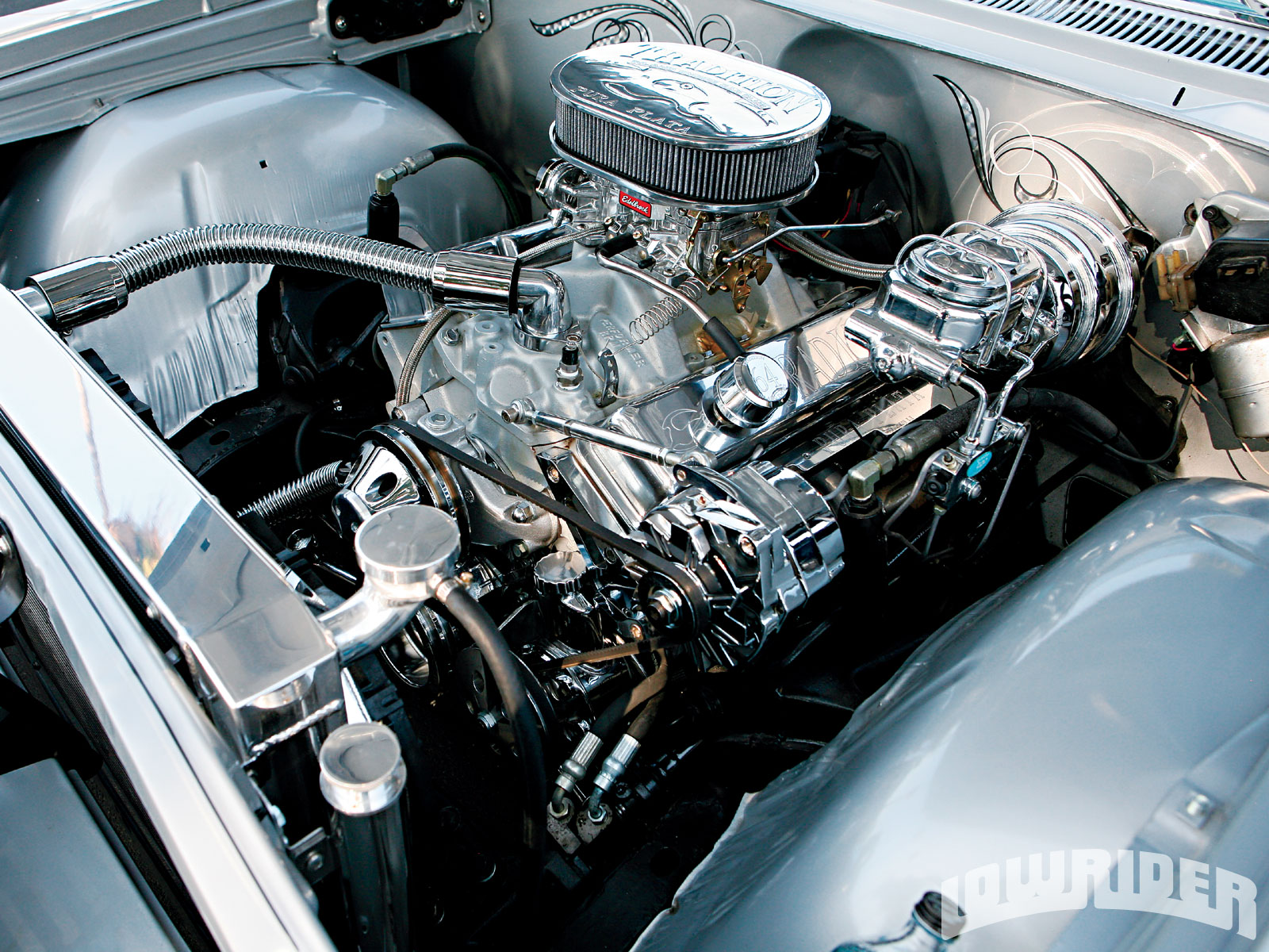 1964 Chevrolet Impala Wagon - Rebuilt 380 Engine - Lowrider Magazine