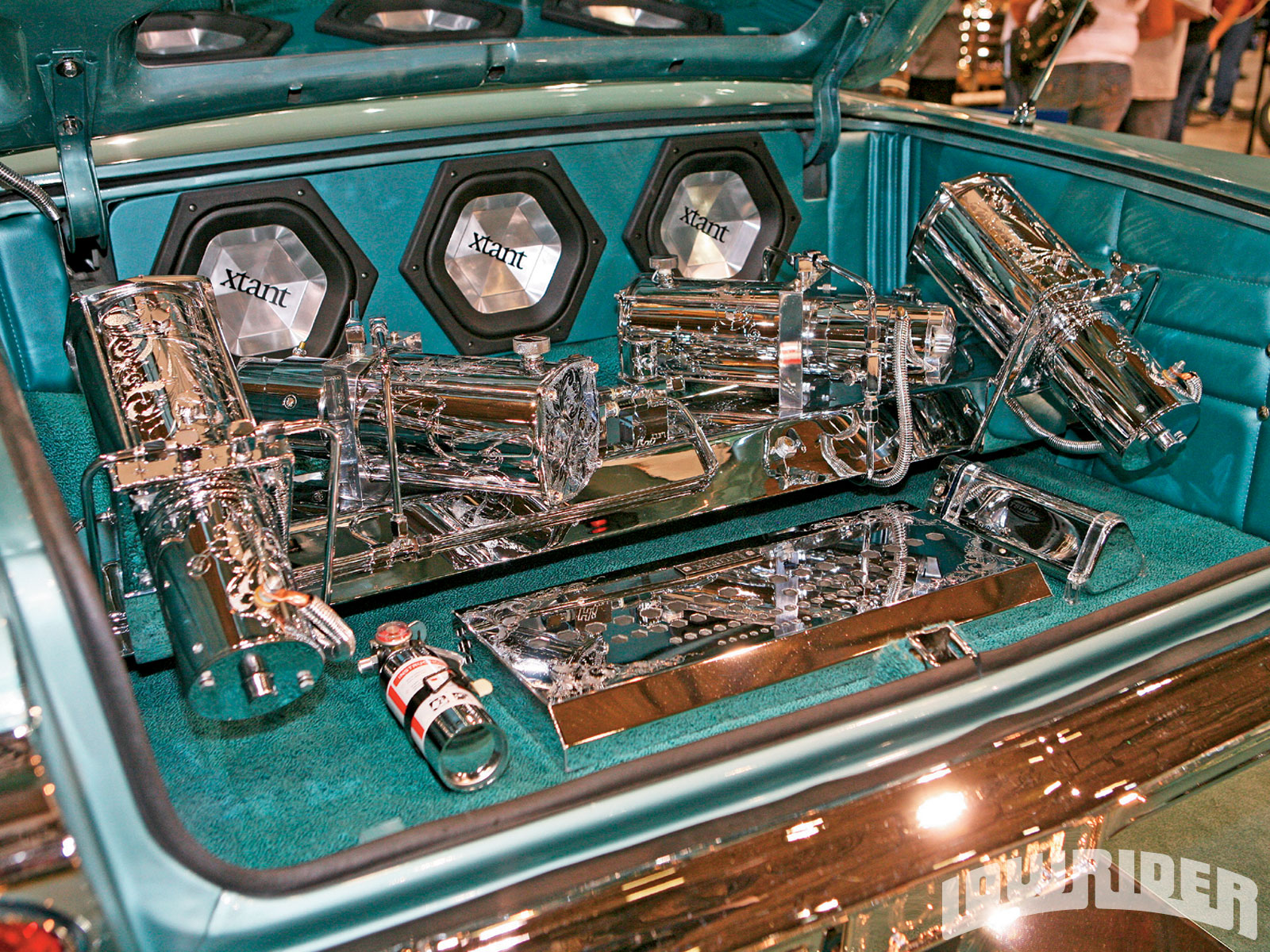 Green 64 Hydraulics Impala Lowrider - YouTube |Impala Hydraulics