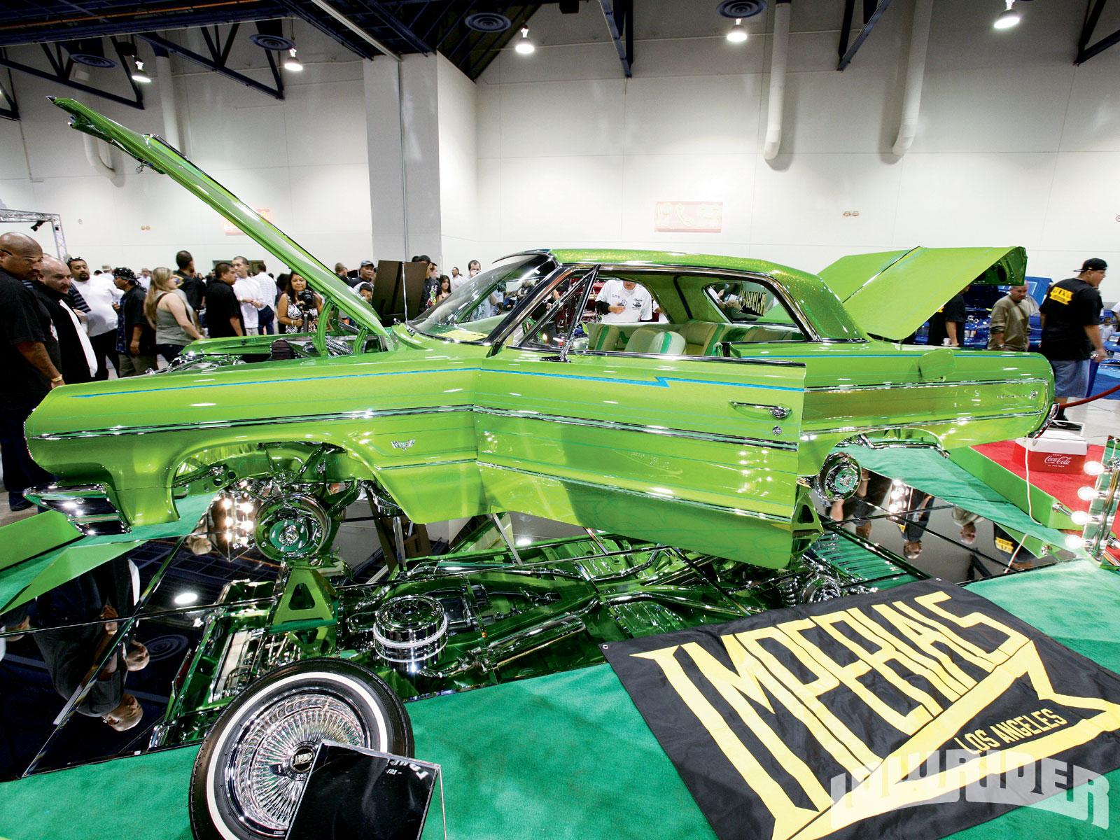 Chevy Car Accessories >> 1964 Chevy Impala - Imperials Car Club - Lowrider Magazine