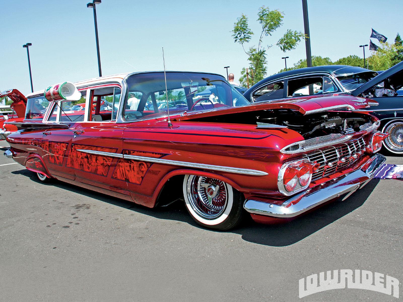 Impala Magazine Car Show