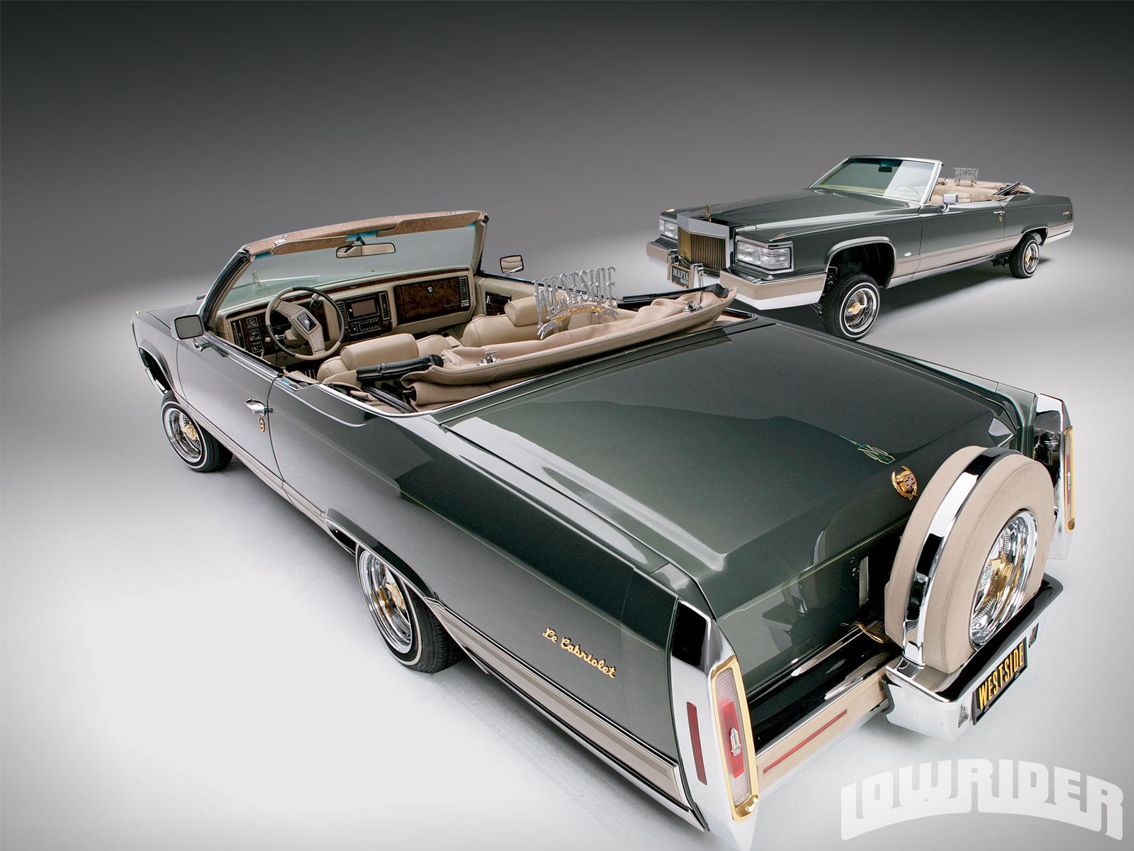 Lrmp O Cadillac Coupe Le Cabriolet Rear