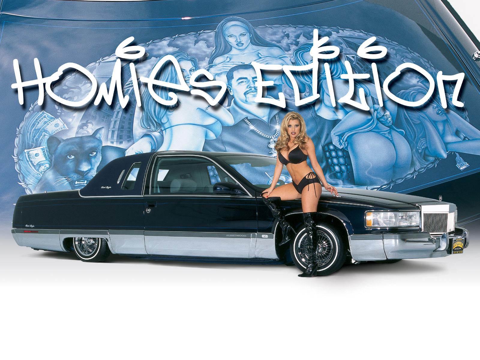 Topo's '95 Cadillac Fleetwood Brougham<br /> Best of Cadillacs '03