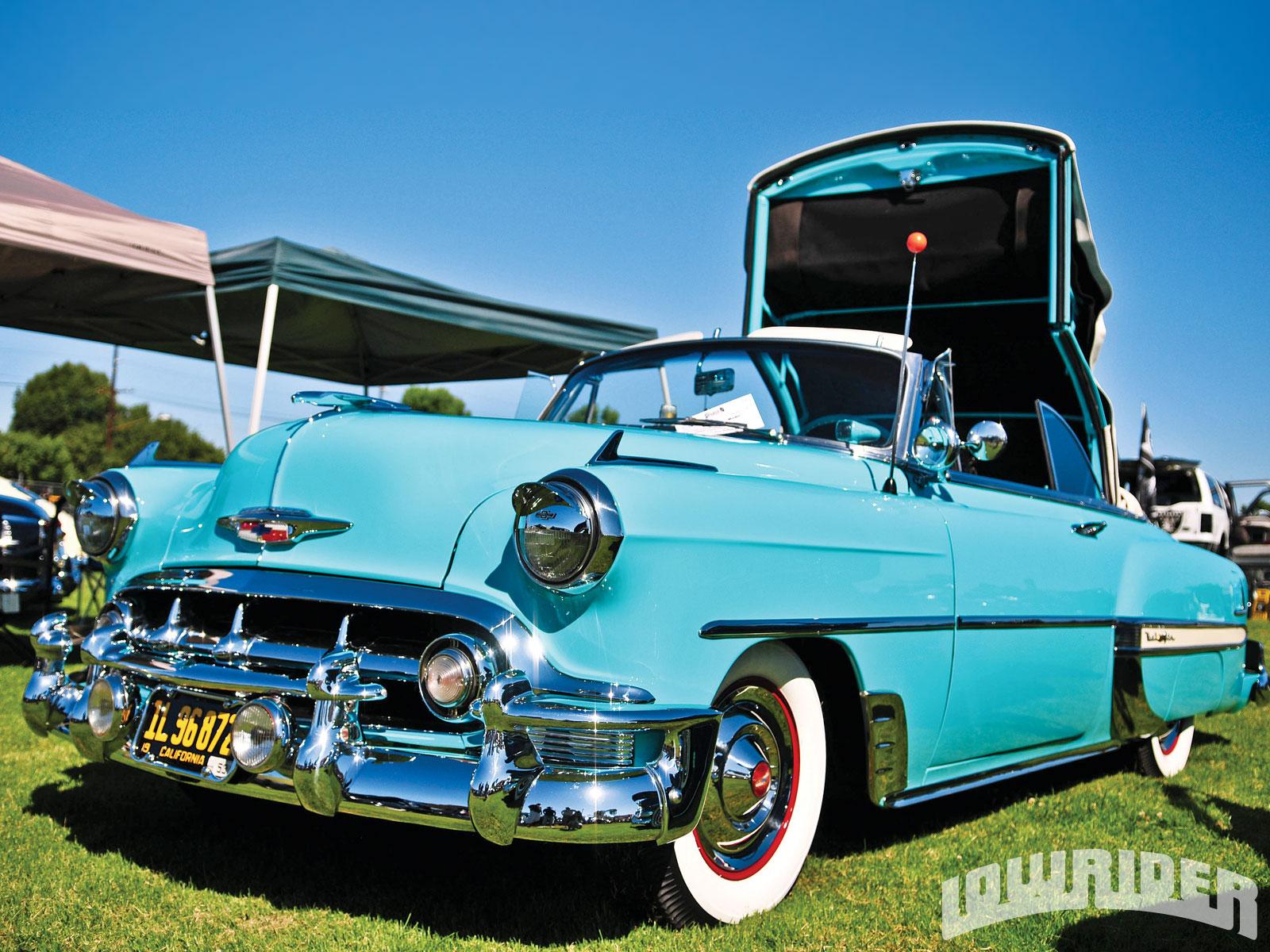 Oldies Car Show