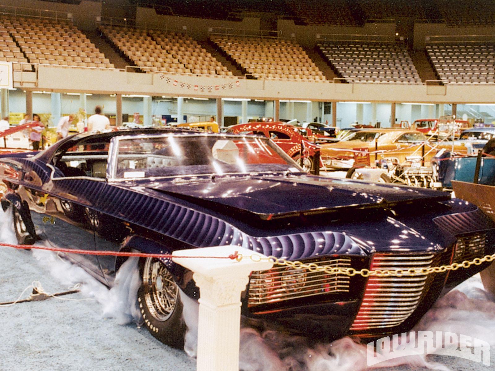 Lrmp O Custom Vintage Lowriders Chevy Front