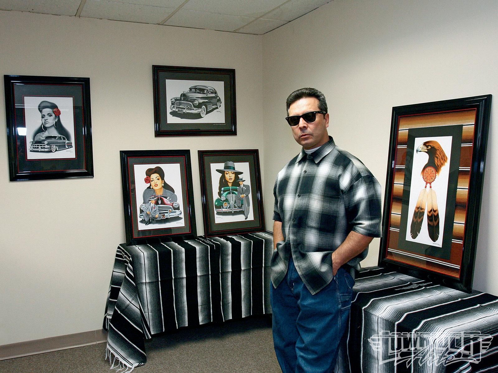 Julian Mendoza - Feature Artist