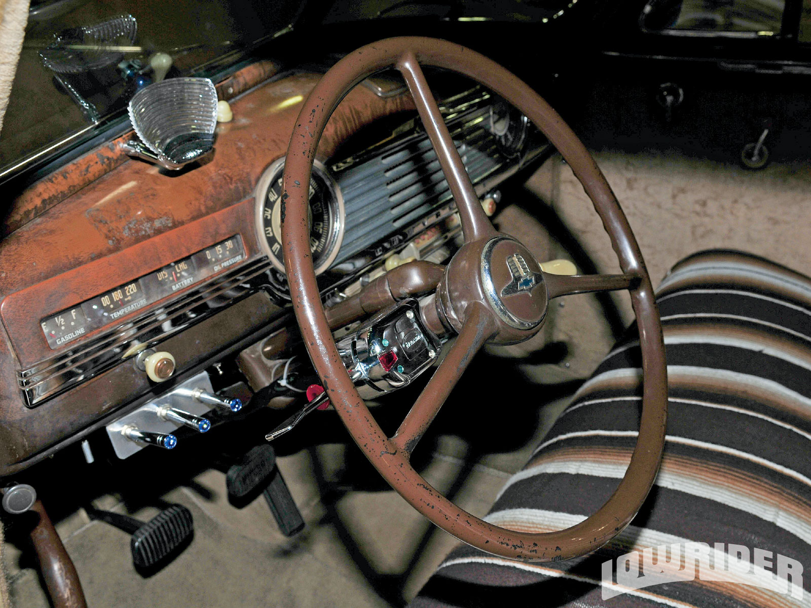 1948 Chevrolet Fleetmaster Lowrider Magazine