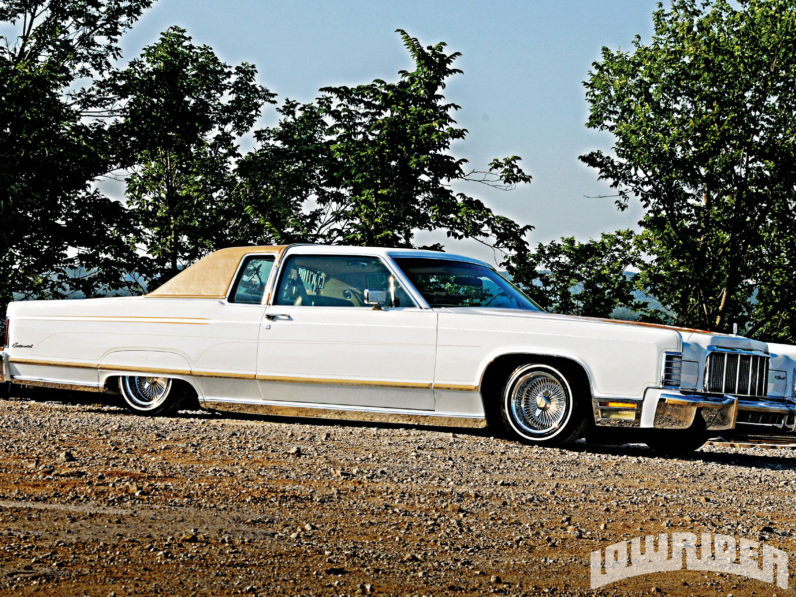 1976 Lincoln Town Car Lowrider Magazine