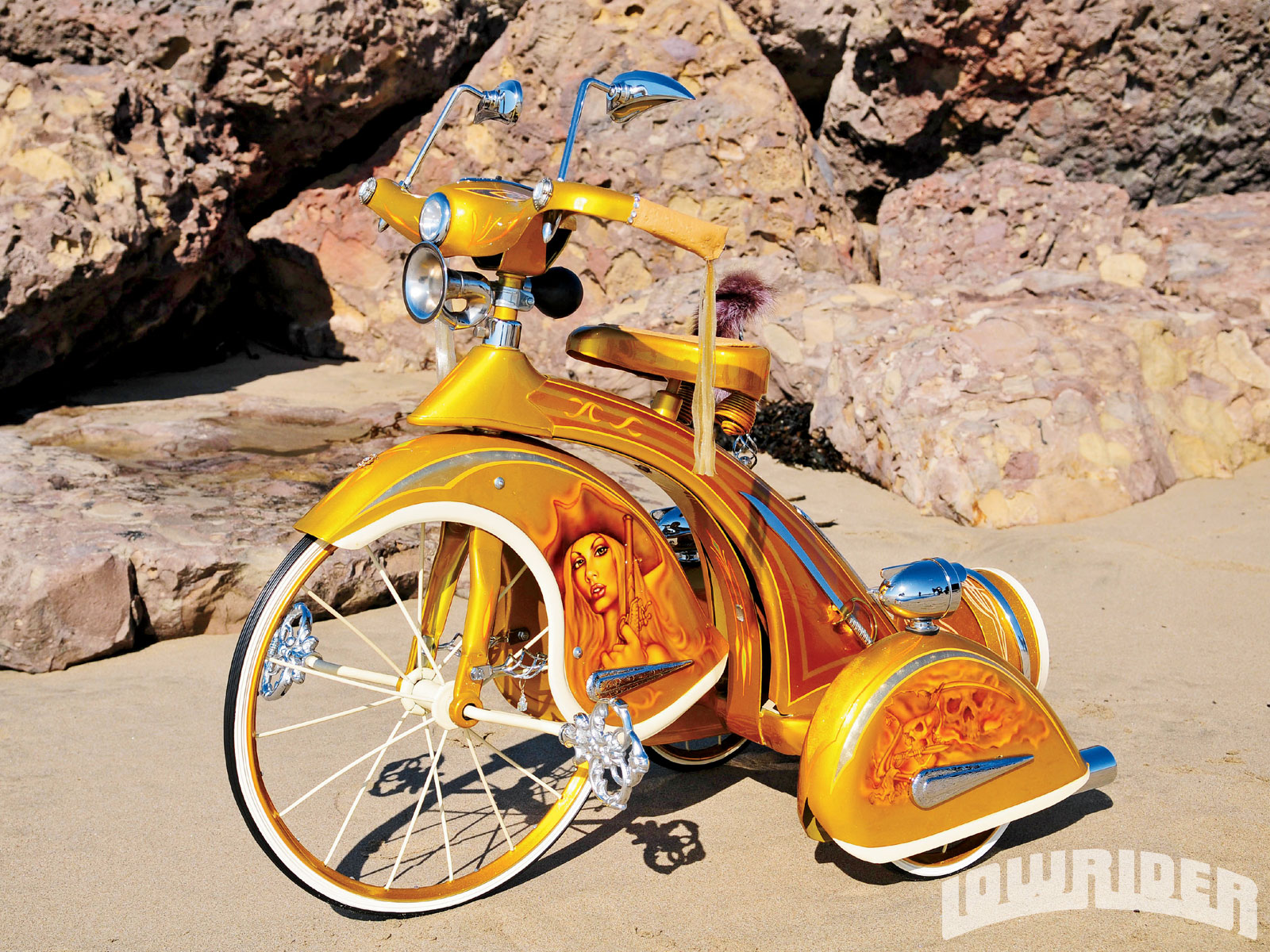 Tricycle Cars