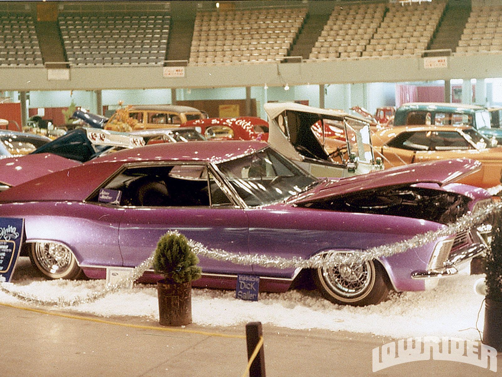 Lrmp O Buick Riviera Lowrider on 1985 Buick Riviera