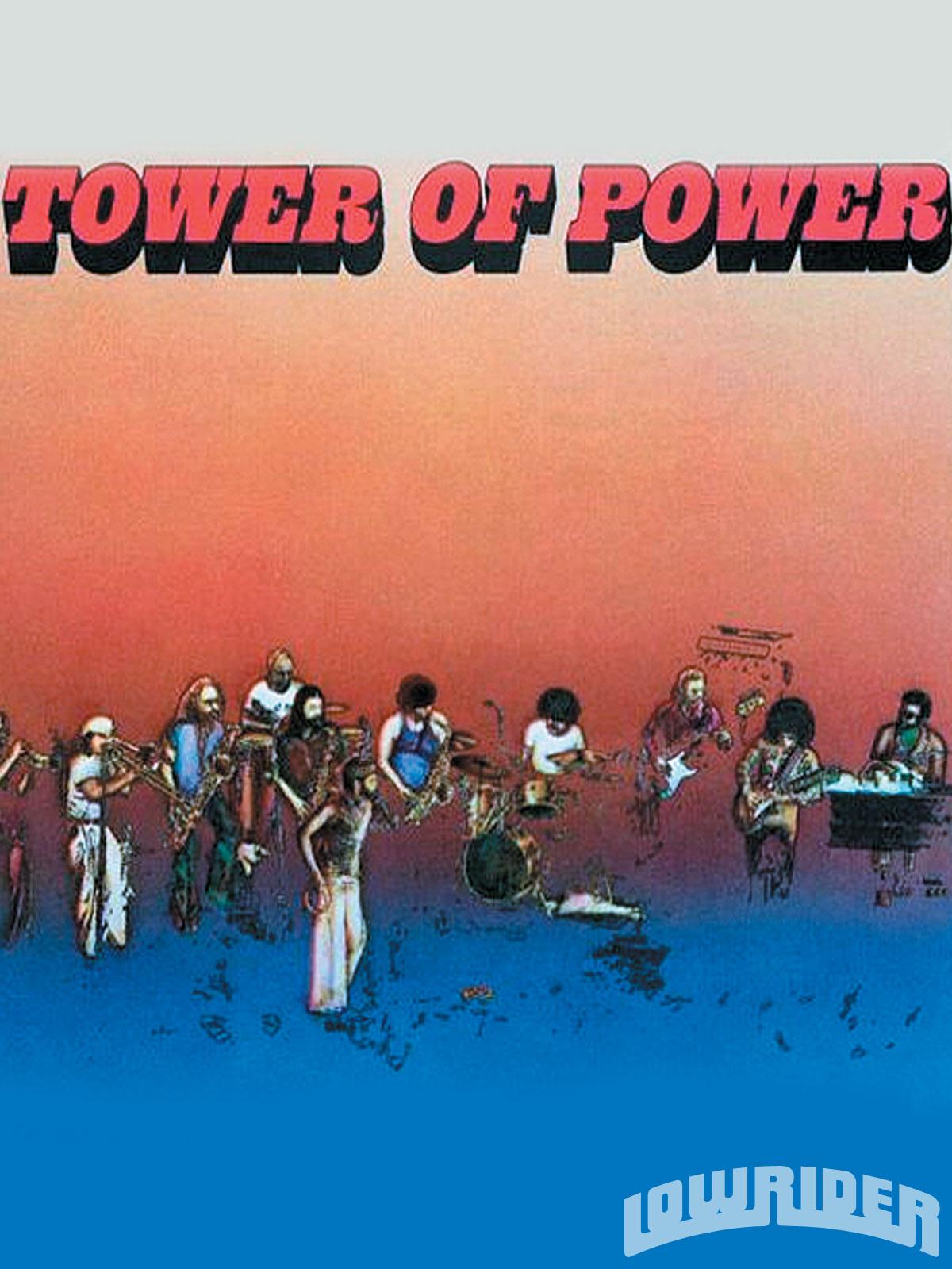 Tower Of Power Greatest Hits Lowrider Magazine