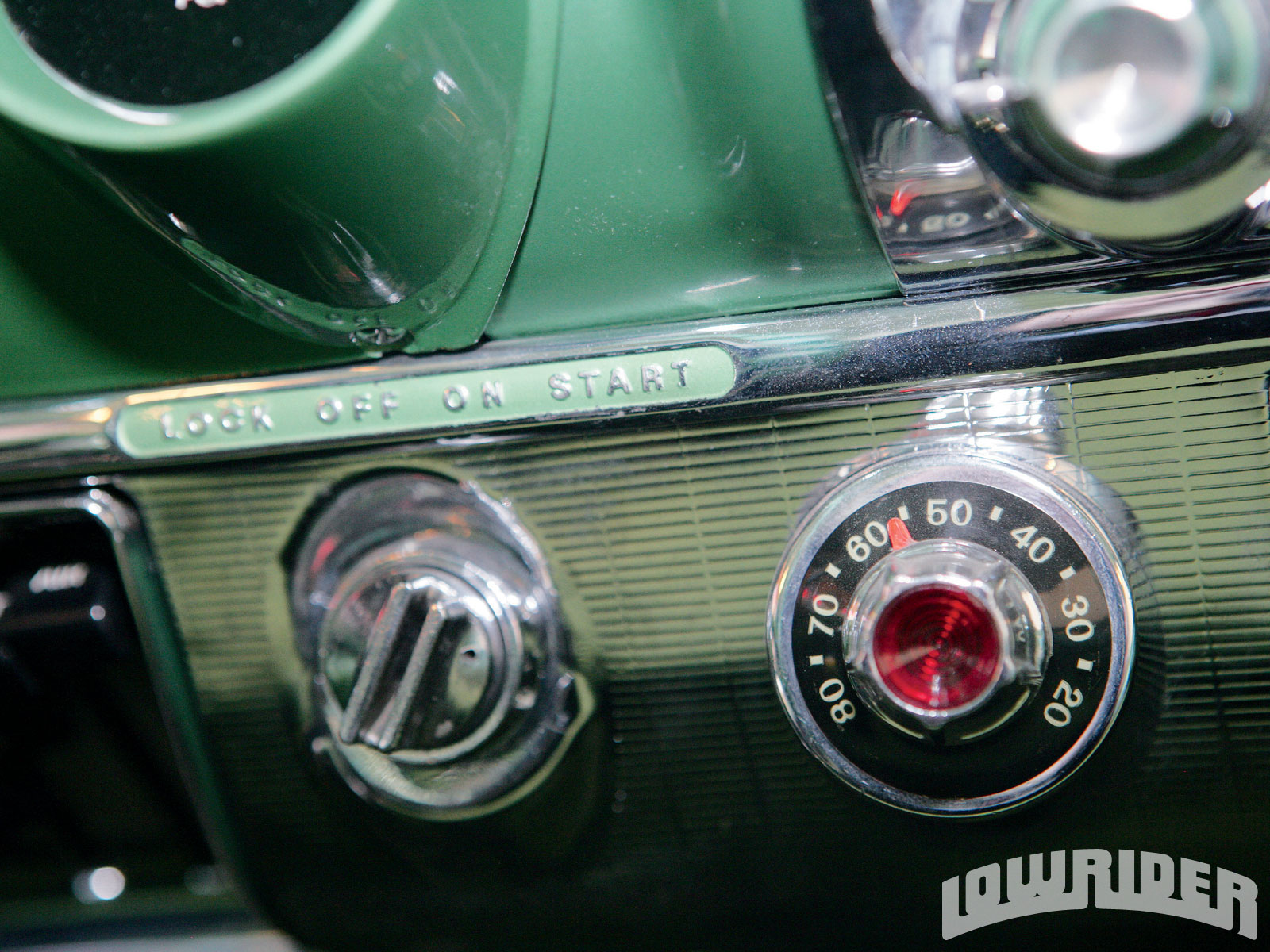 Vintage Car Parts And Accessories - Deluxe - Lowrider Magazine