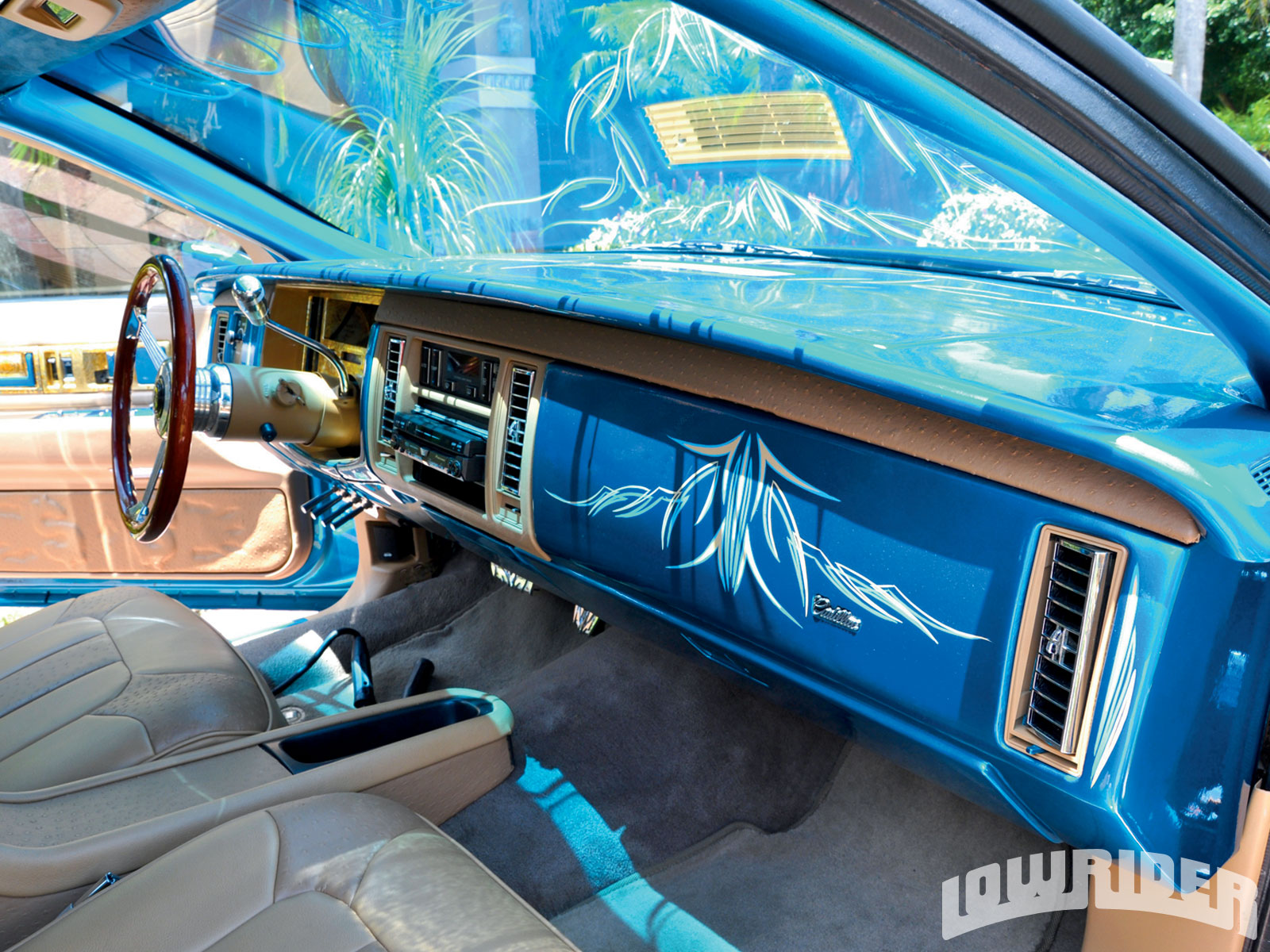 1993 Cadillac Fleetwood - Lowrider Magazine