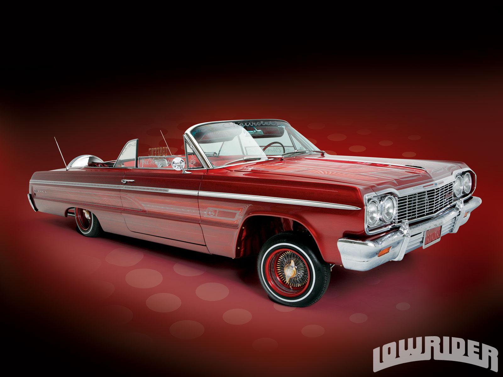1964 chevrolet impala ss lowrider magazine. Black Bedroom Furniture Sets. Home Design Ideas