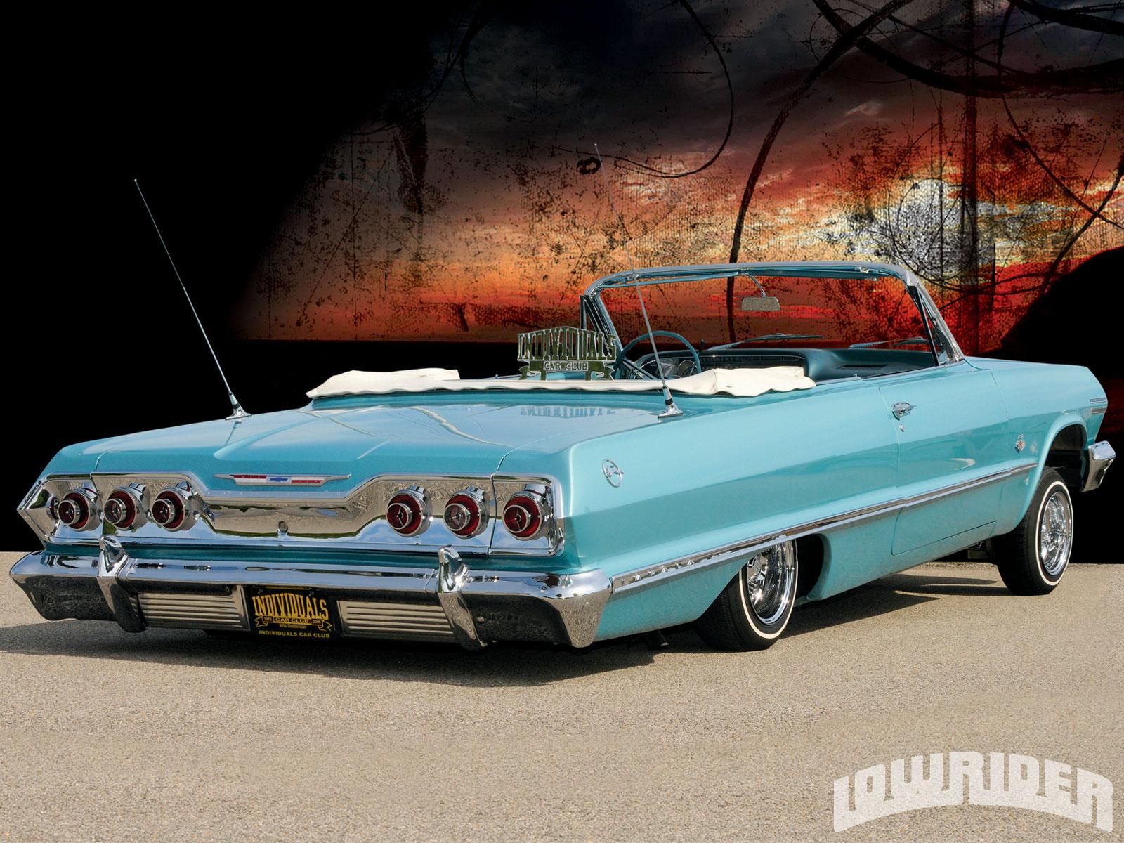 1963 Chevrolet Impala Lowrider Magazine