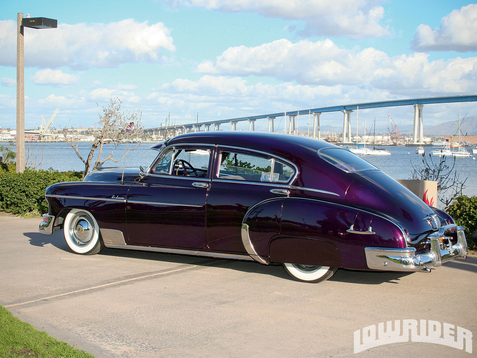 1950 Chevrolet Deluxe - Lowrider Magazine