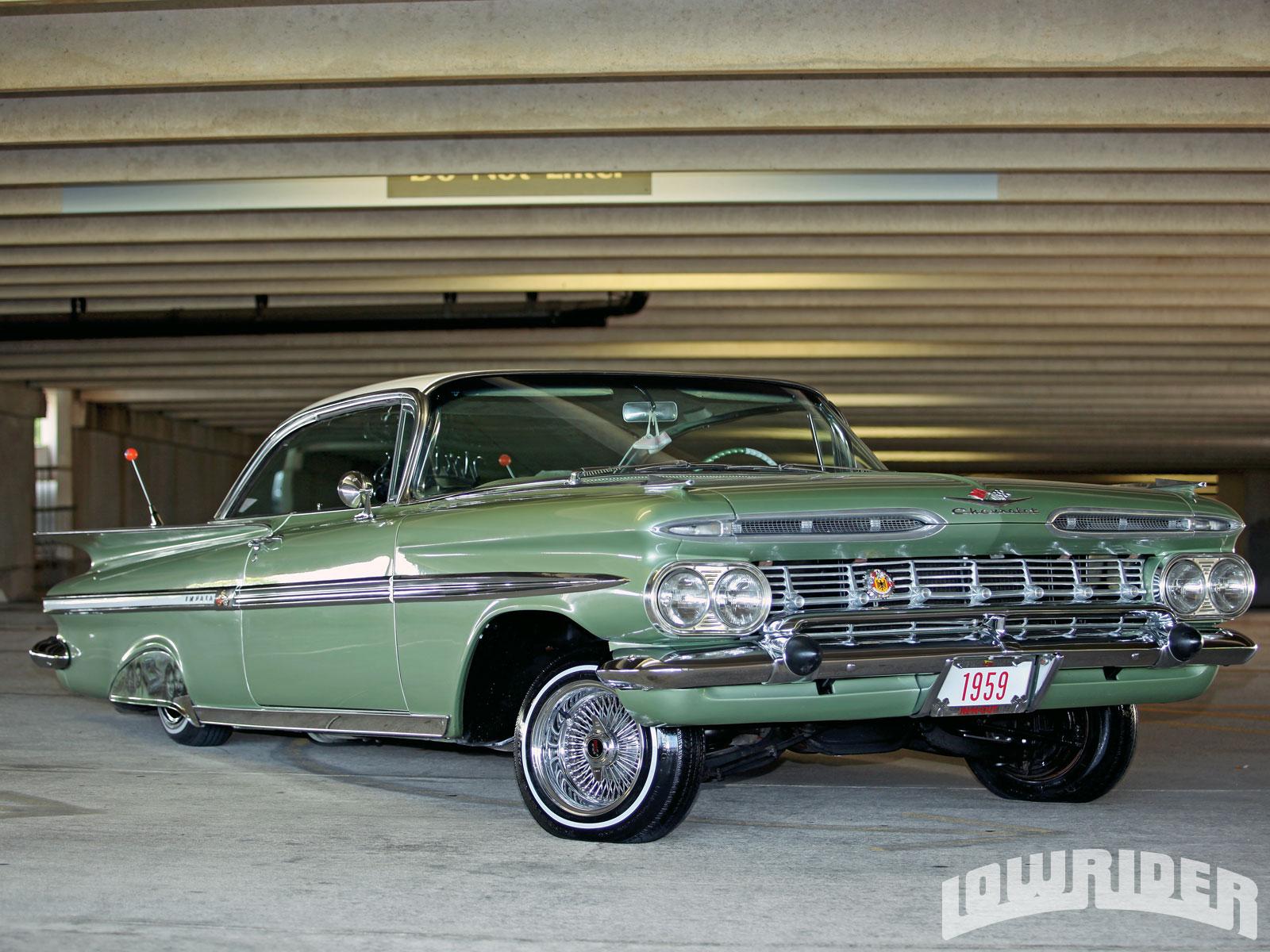 Kekurangan Impala 1959 Spesifikasi