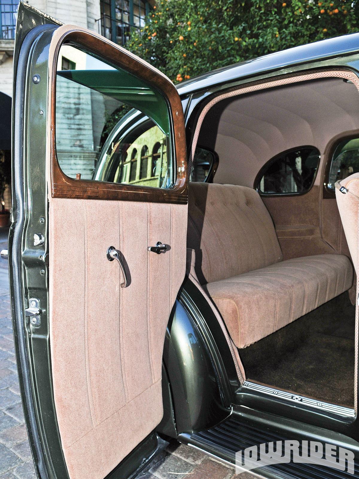 1937 Chevrolet Righthand Drive Original Gangster Lowrider Magazine 1942 Chevy Wiring 11 38
