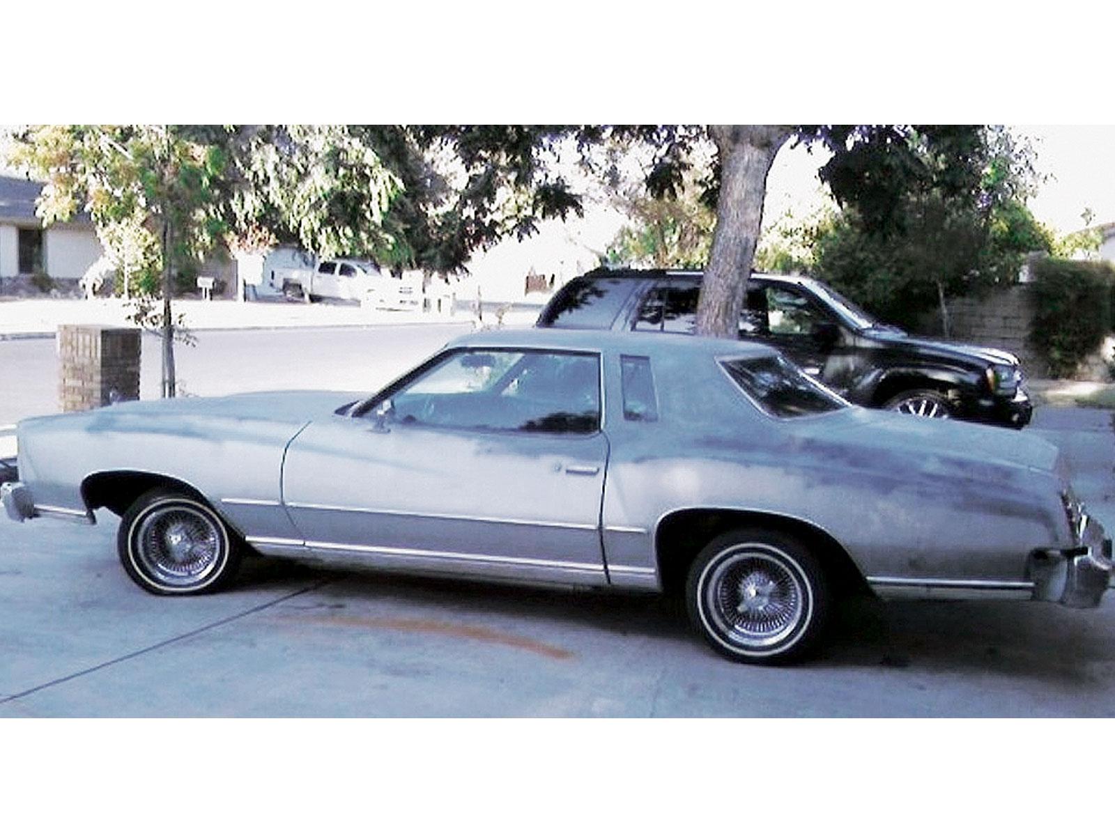 1977 Chevrolet Monte Carlo Lowrider Magazine