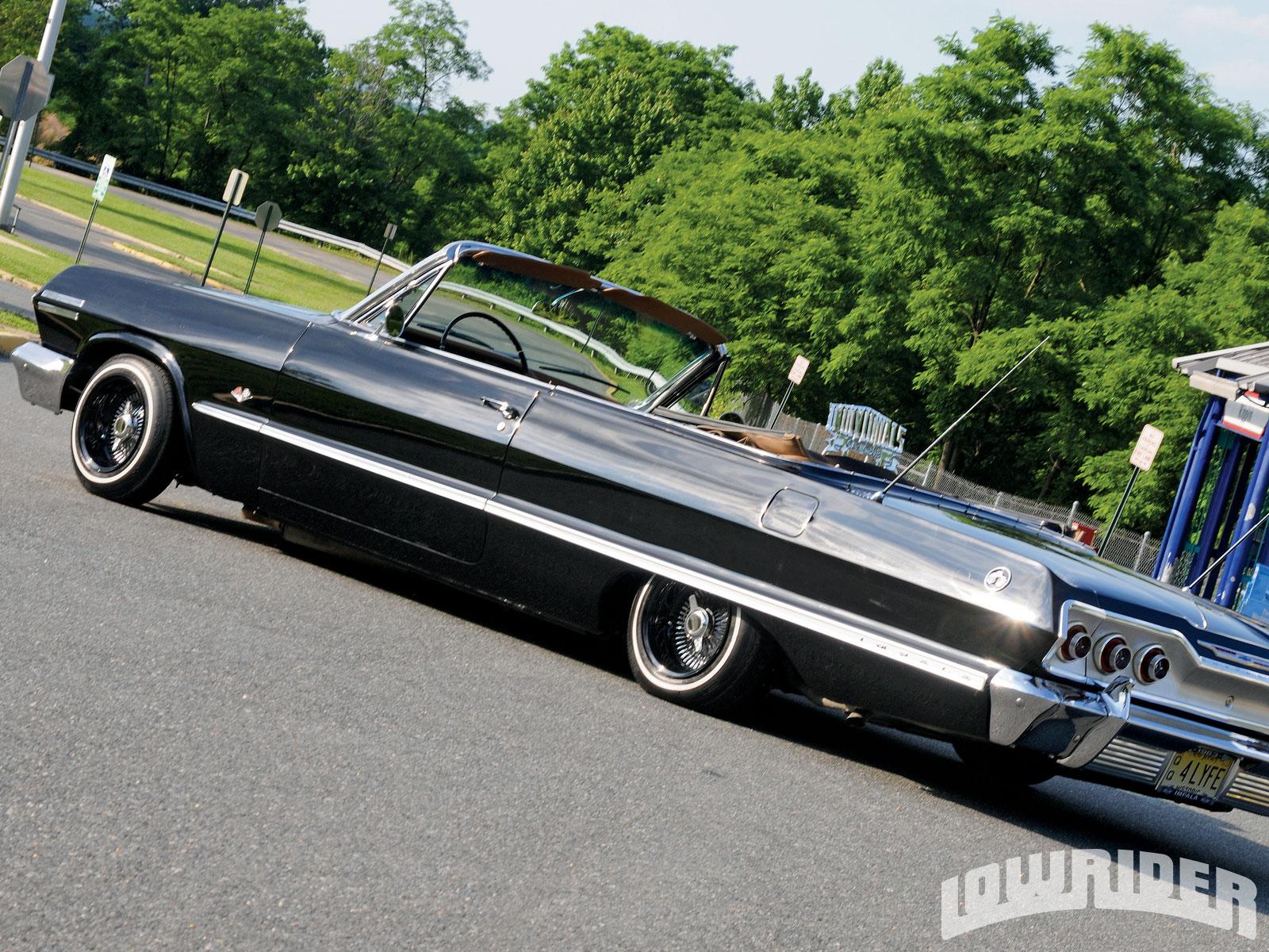 Texas Edition Wheels >> 1963 Chevrolet Impala SS Convertible - Lowrider Magazine