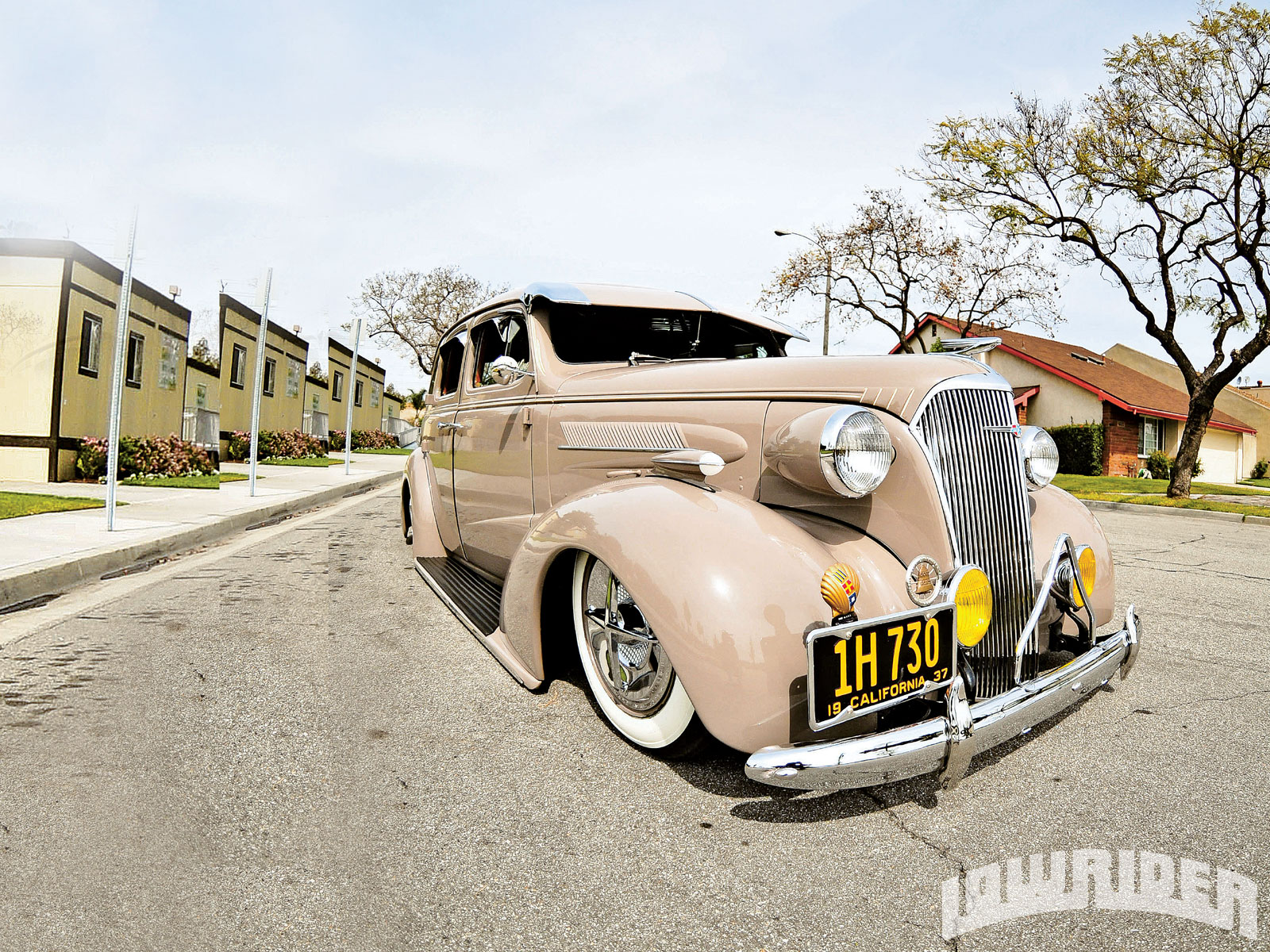 1937 Chevrolet Master Deluxe - Lowrider Magazine