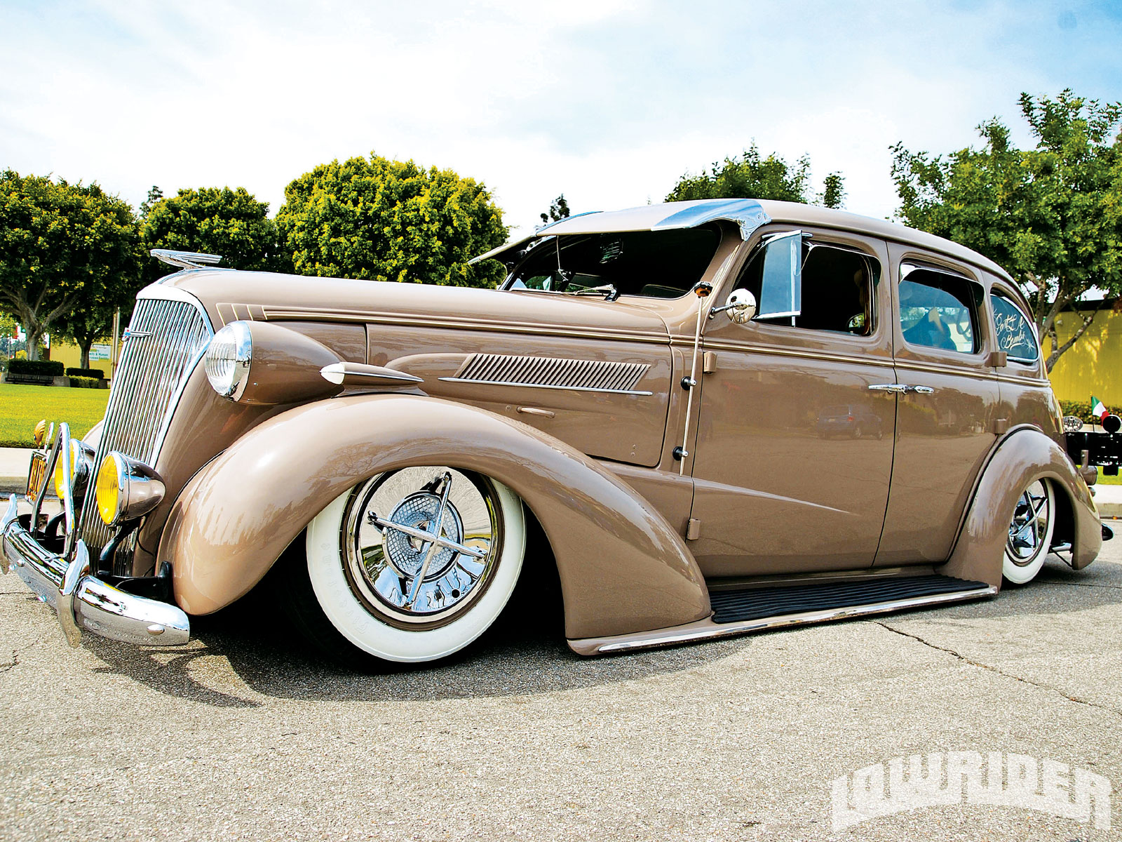 Lowrider Rims And Tires >> 1937 Chevrolet Master Deluxe - Lowrider Magazine