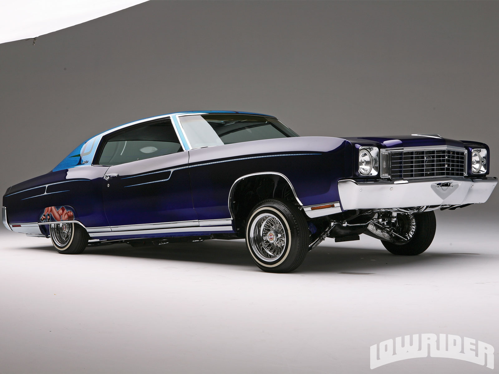lrmp-1007-27-o-1972-chevy-monte-carlo-lifted-front - Lowrider