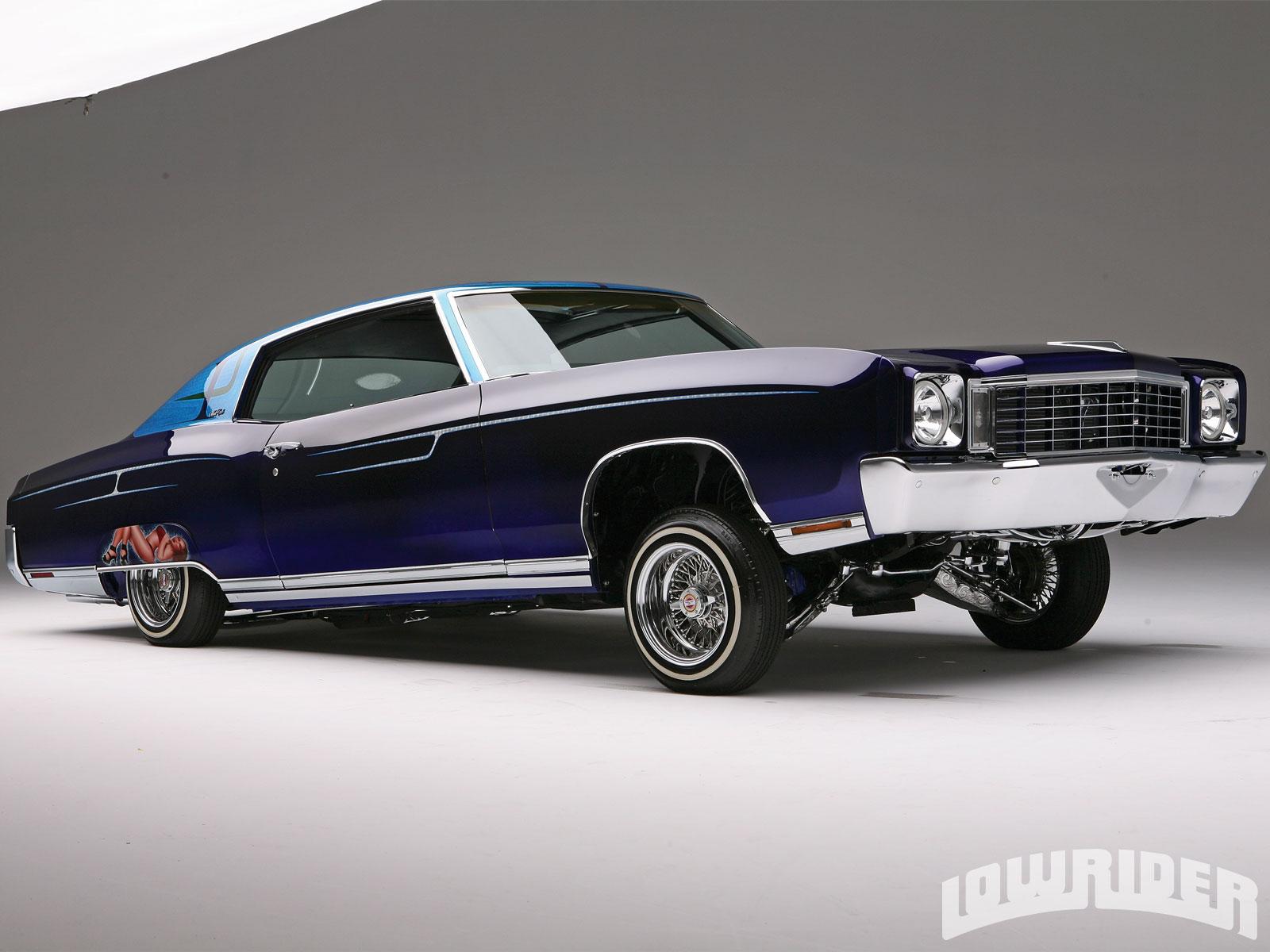 1972 Chevrolet Monte Carlo - Lowrider Magazine