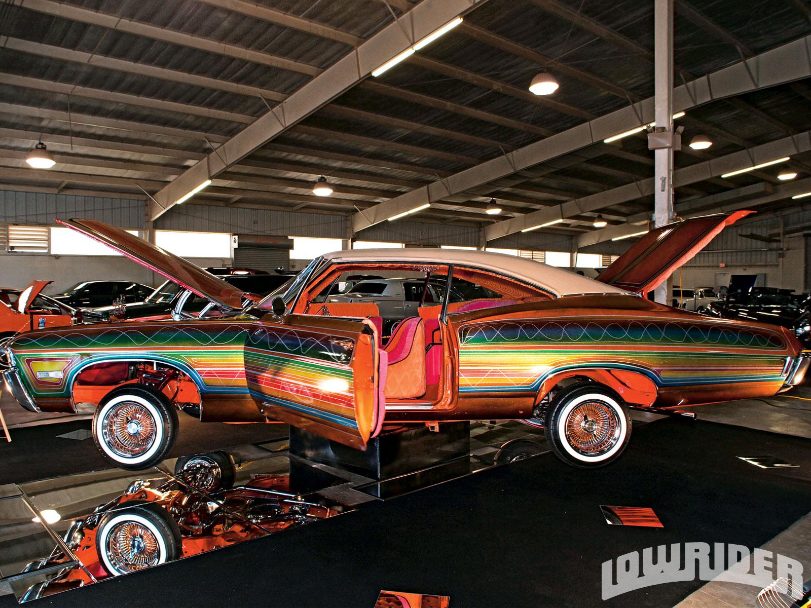 Super Tejano Car Show