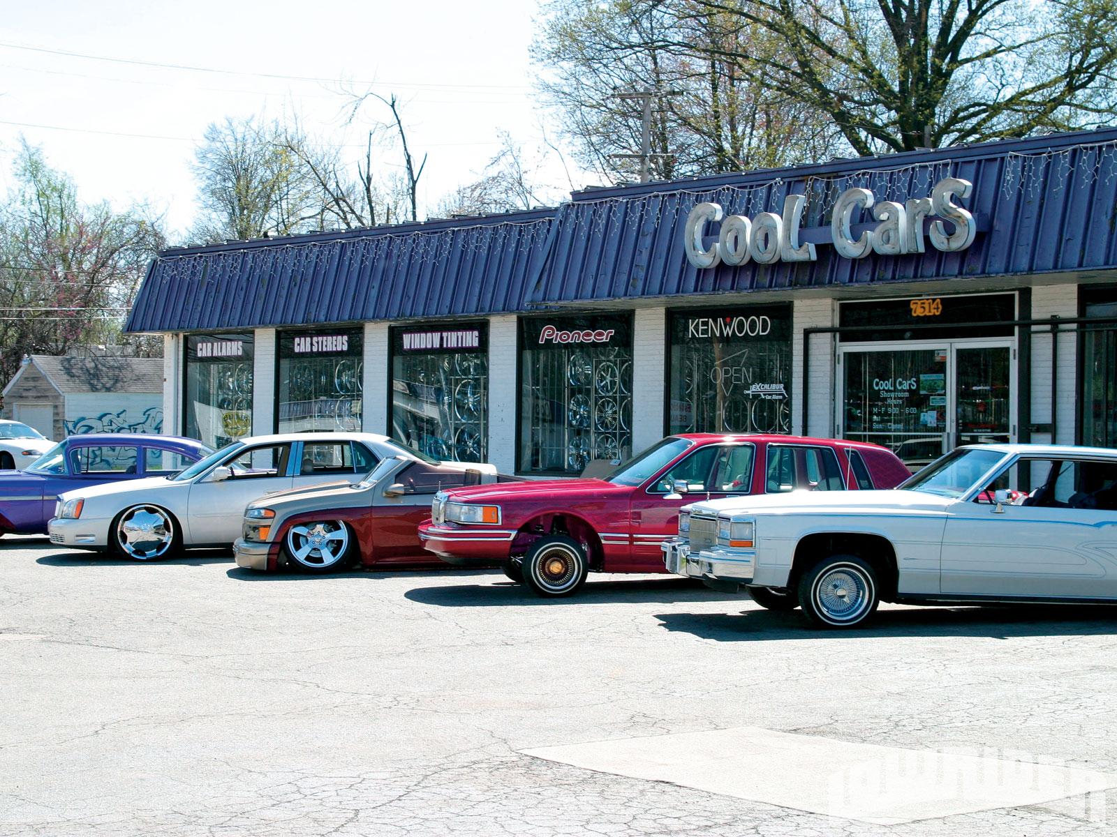 Cool cars engineering lowrider magazine