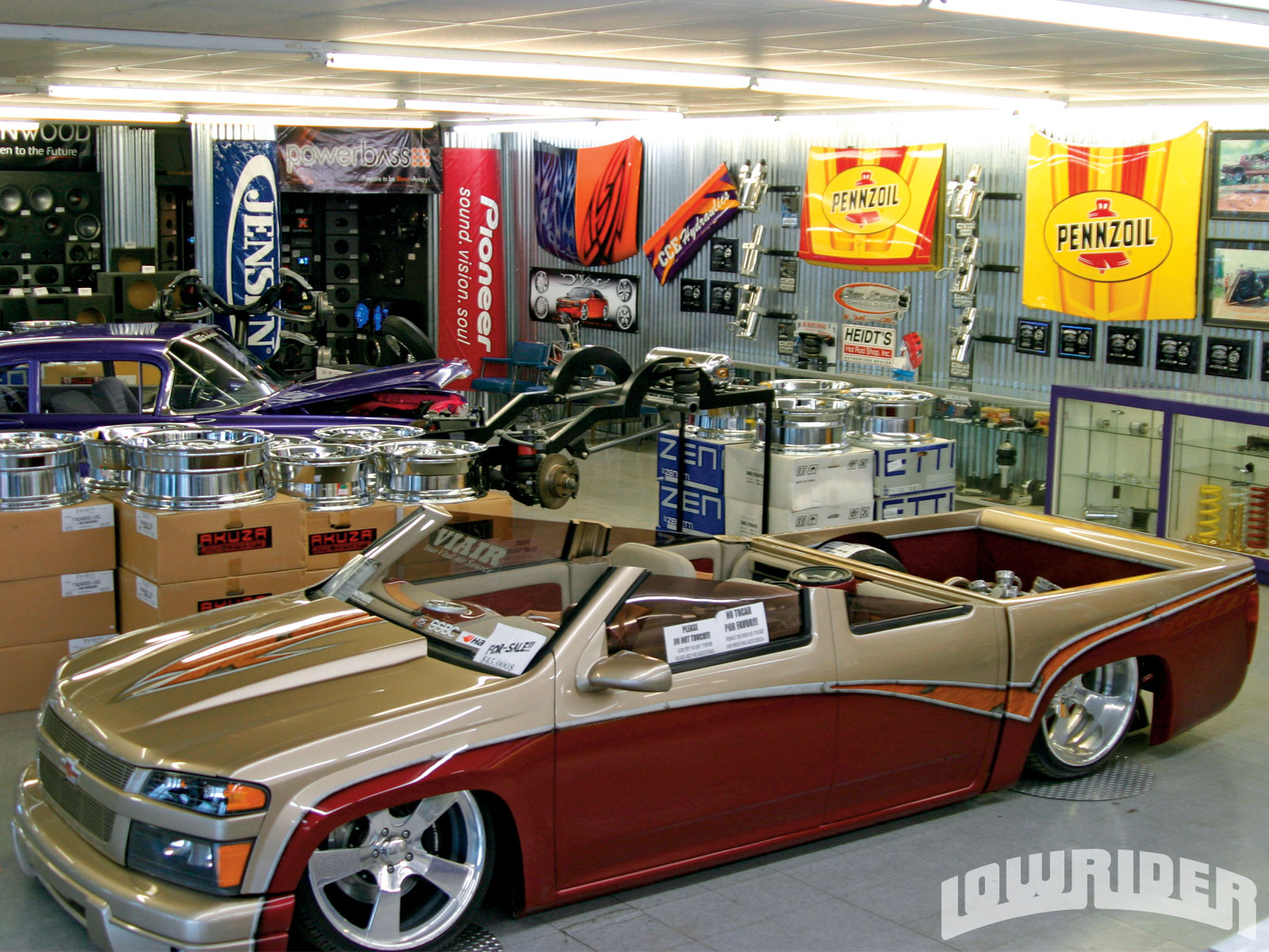 cool cars engineering lowrider magazine. Black Bedroom Furniture Sets. Home Design Ideas