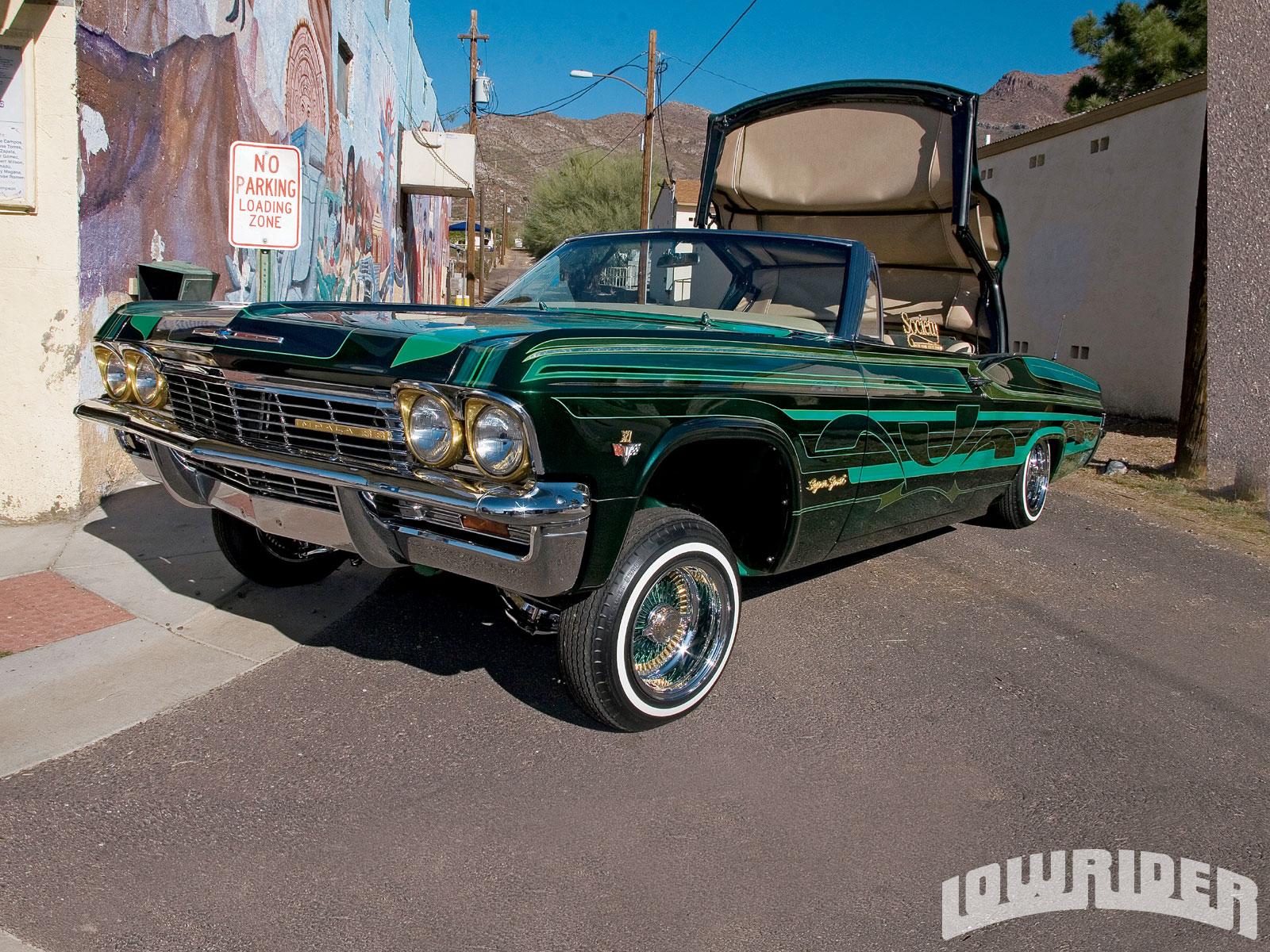 Chevy Silverado Guy >> 1965 Chevrolet Impala Convertible - Lowrider Magazine