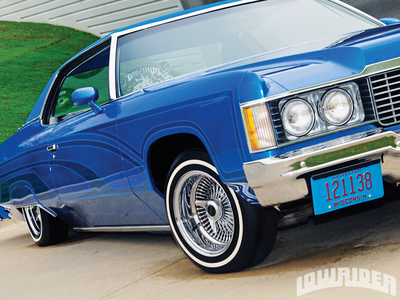 Who Makes Interstate Batteries >> 1974 Chevrolet Impala - Lowrider Magazine