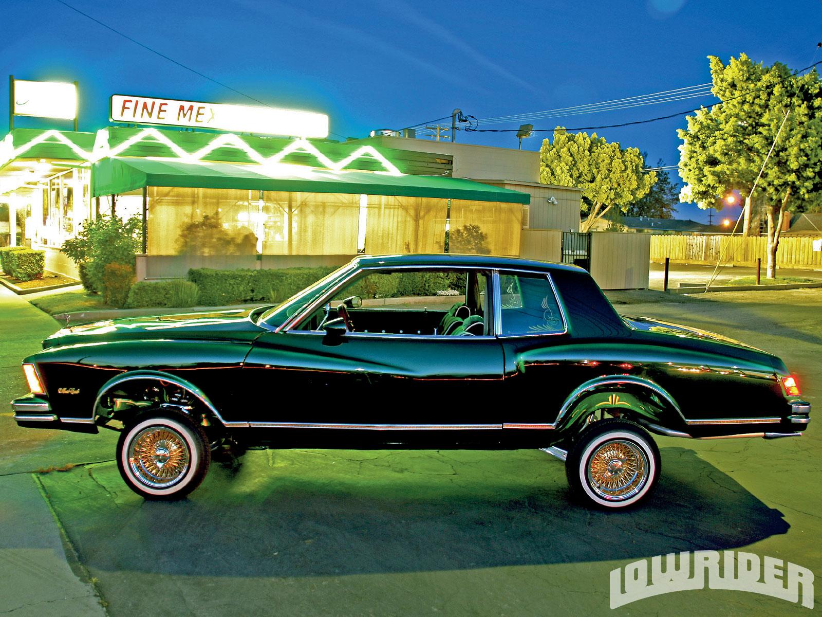 1979 Chevrolet Monte Carlo El Hulk