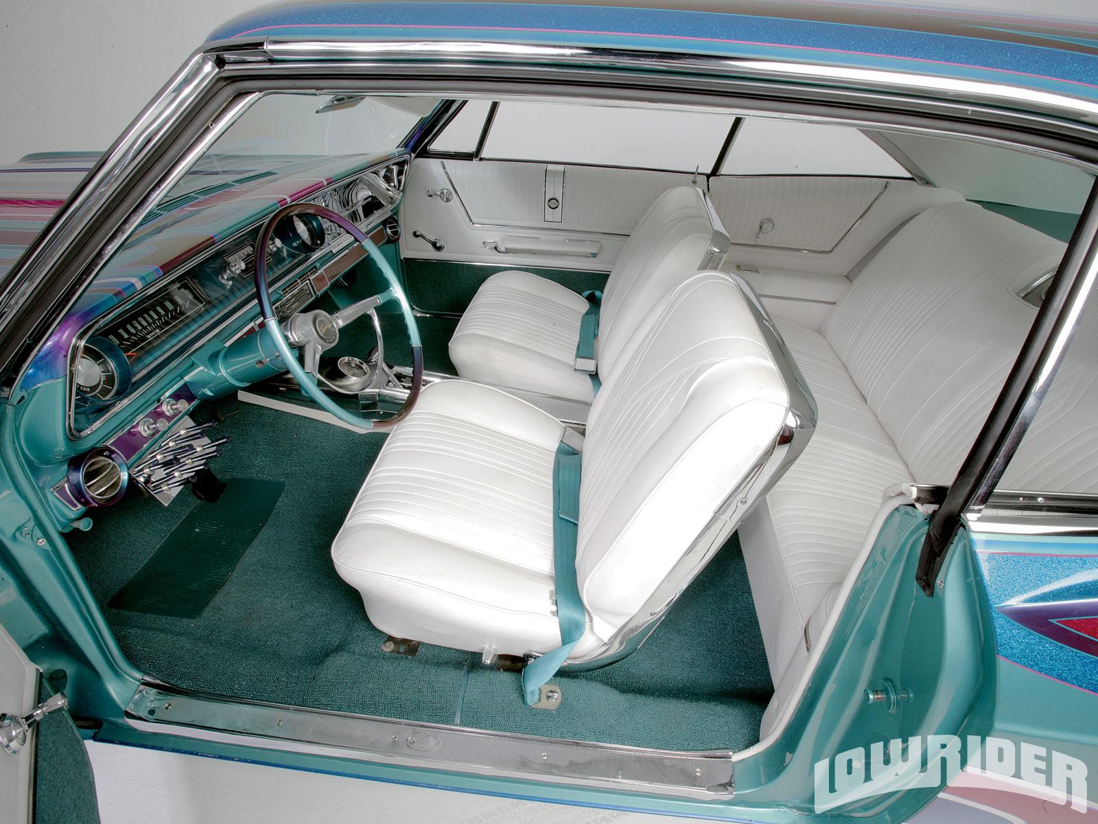 1965 Chevrolet Impala Super Sport Lowrider Magazine