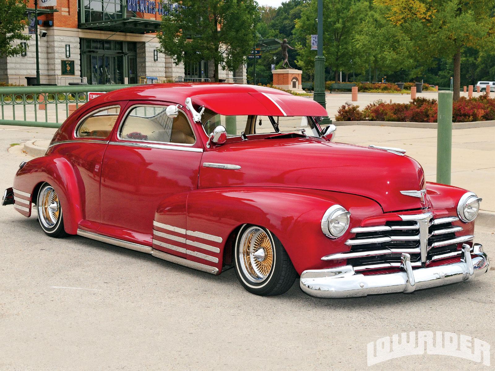 1948 Chevrolet Fleetline Lowrider Magazine