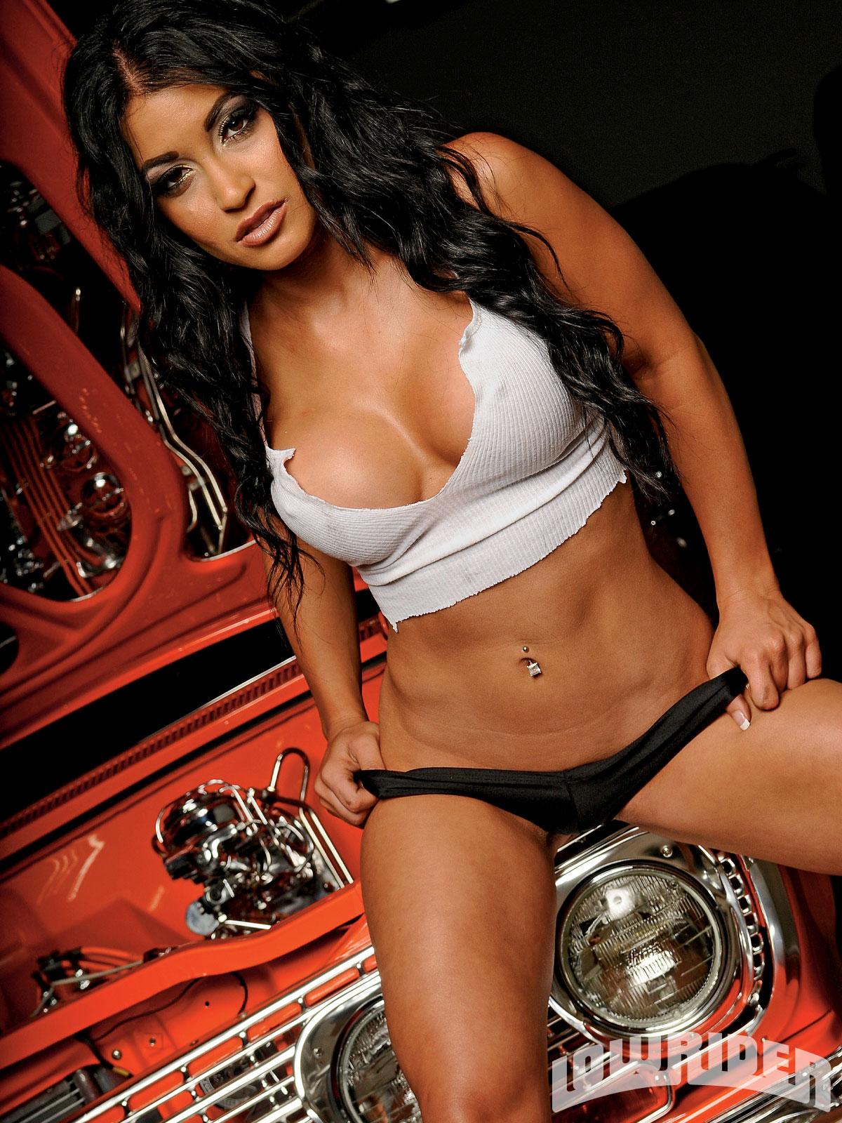 Beautiful Car Show Models