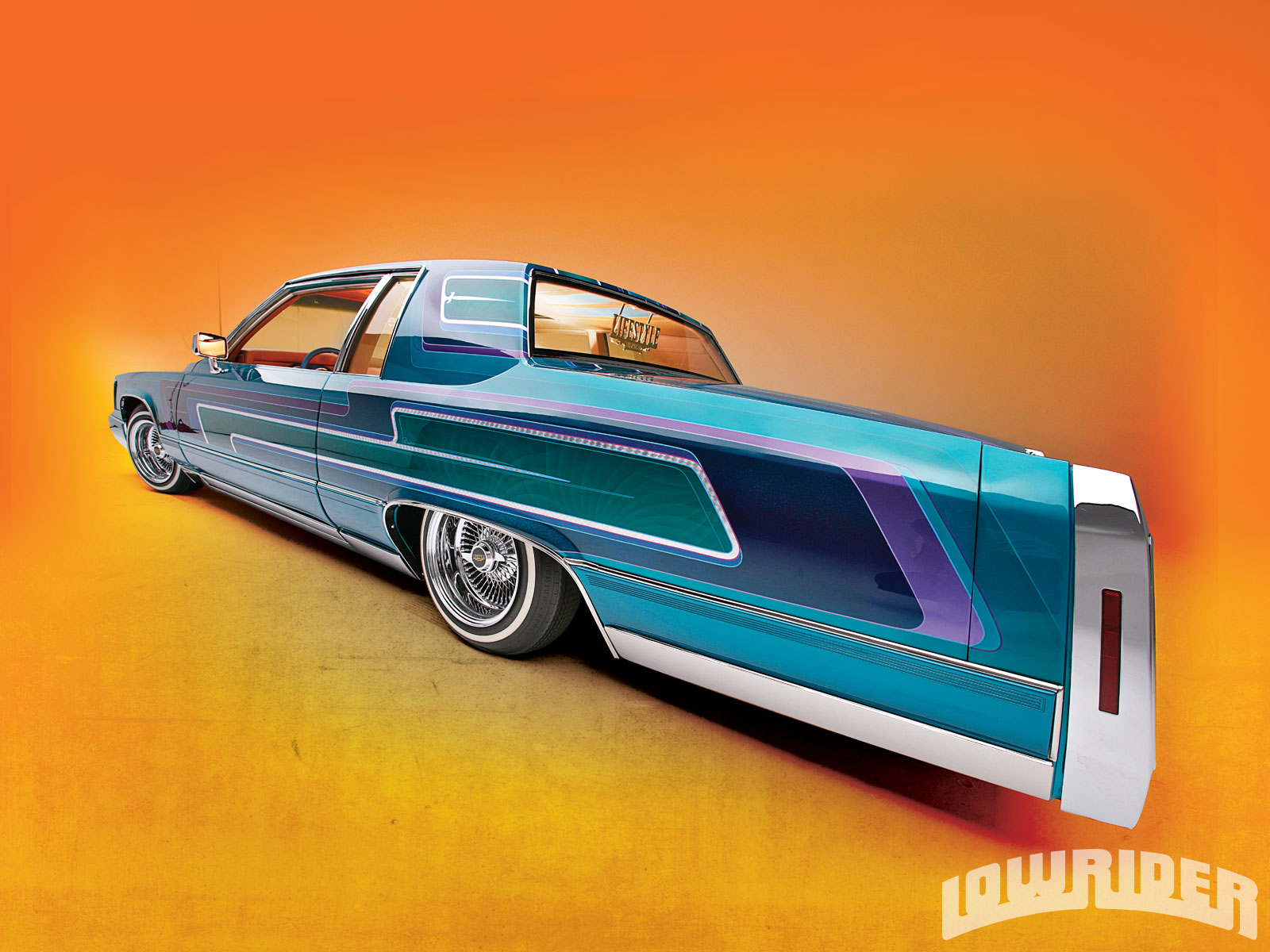 1984 Cadillac Coupe DeVille - Lowrider Magazine