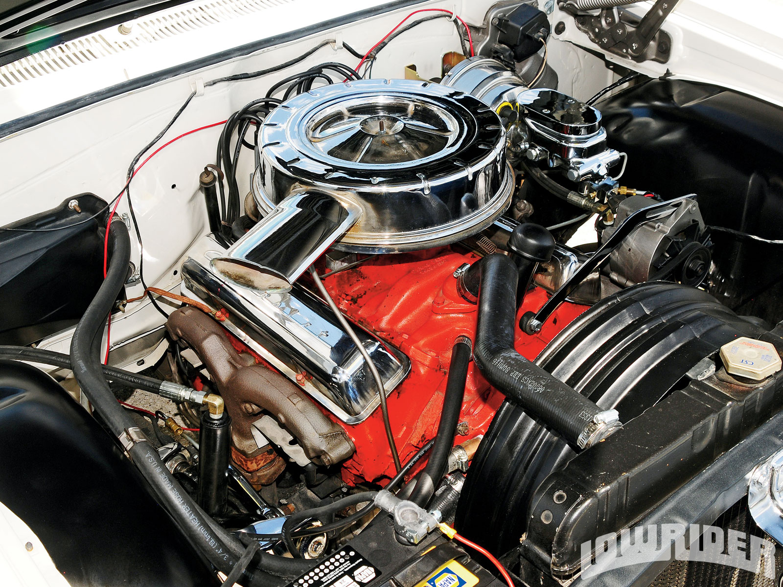 64 Impala Convertible >> 1964 Chevrolet Impala Convertible - Lowrider Magazine