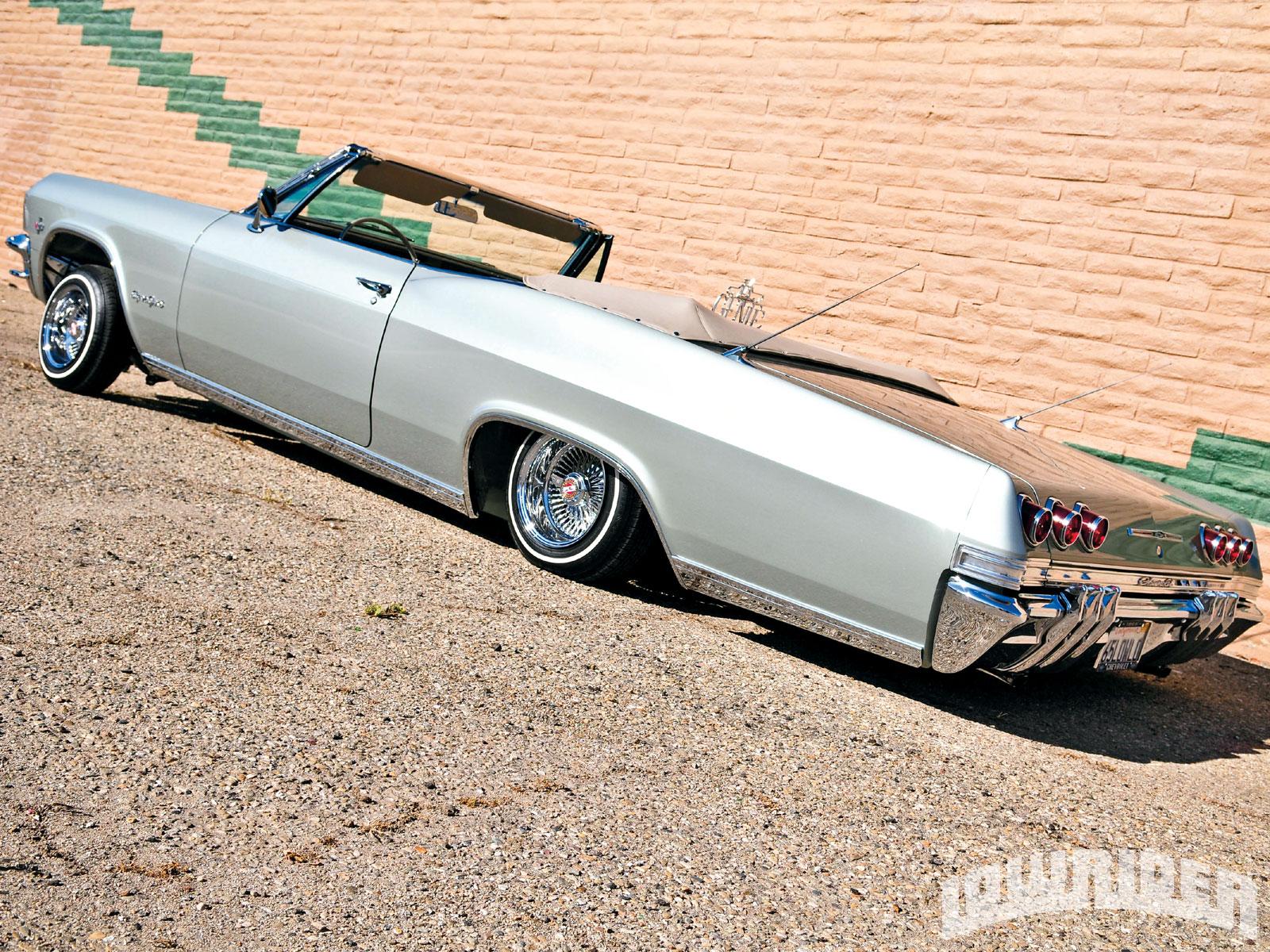 Impala Ss 2018 >> 1965 Chevrolet Impala SS - Lowrider Magazine