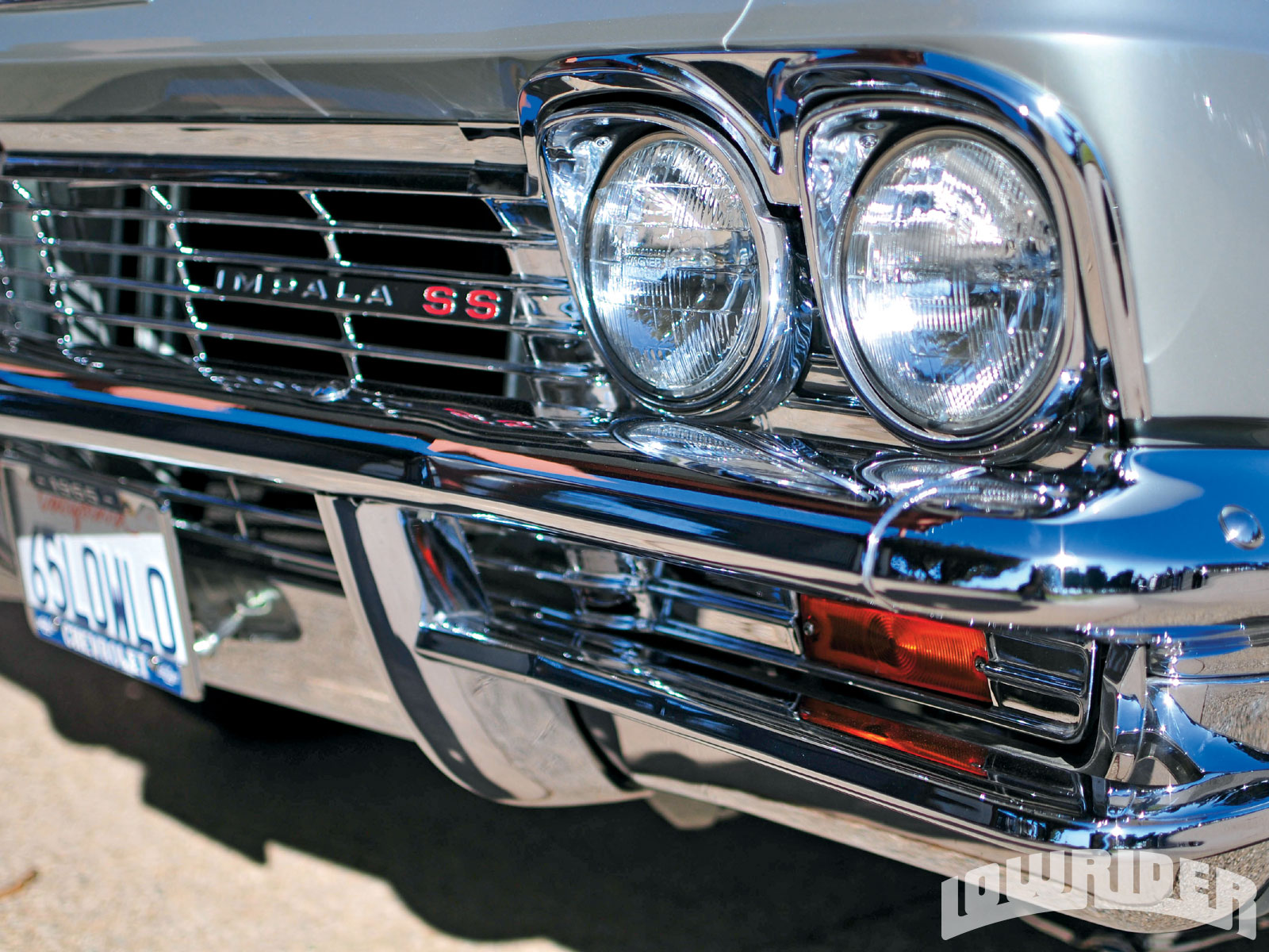 Custom Painted  Impala Ss