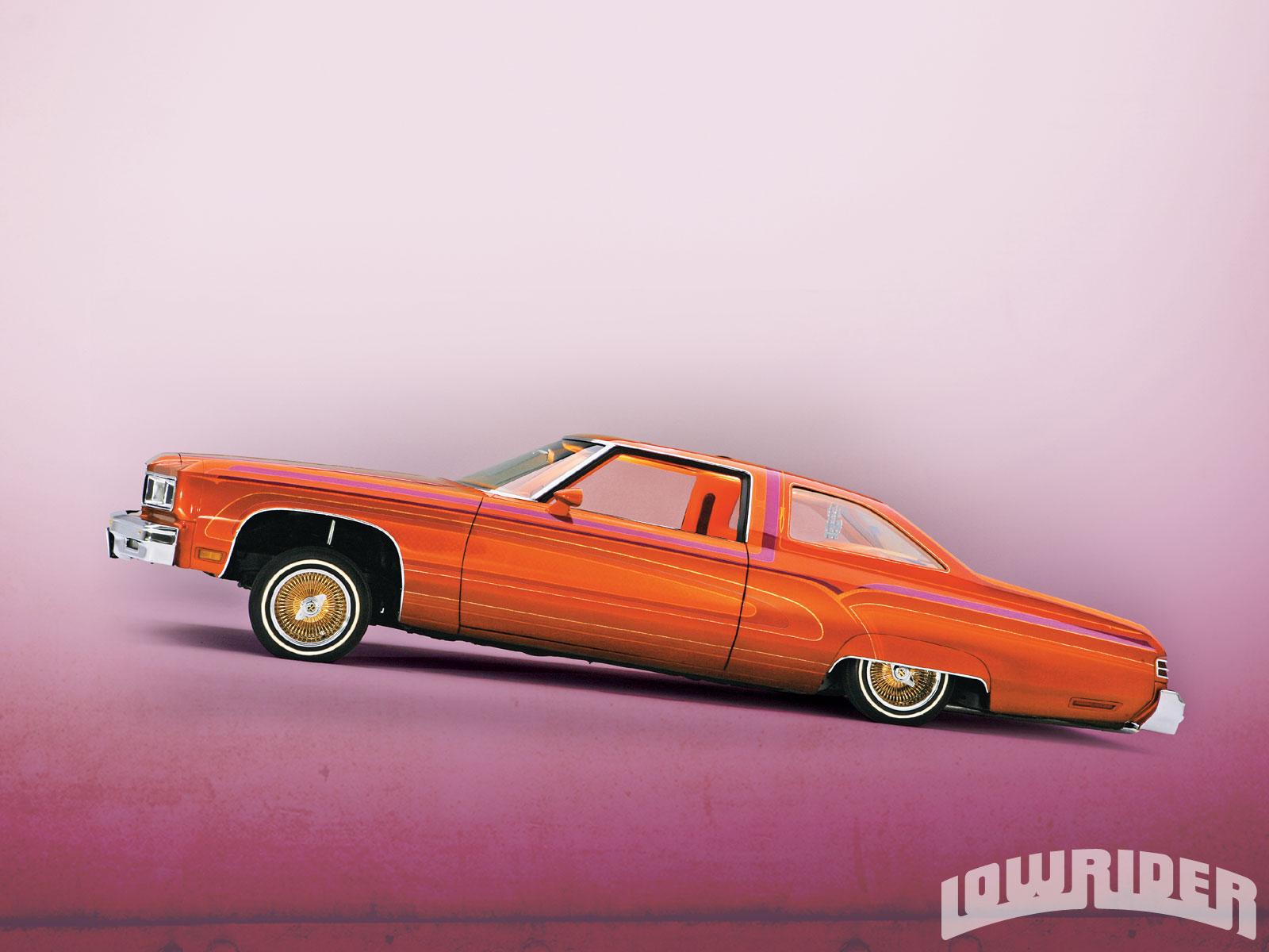 1976 Chevrolet Caprice - Lowrider Magazine