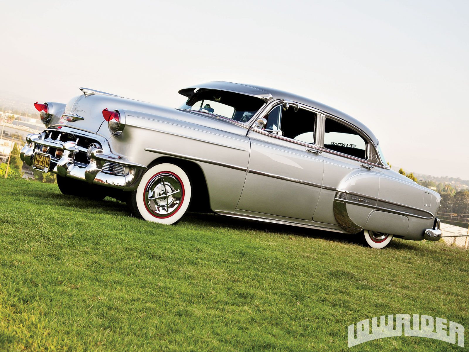 New Chevy Impala >> 1953 Chevrolet Bel Air - Lowrider Magazine