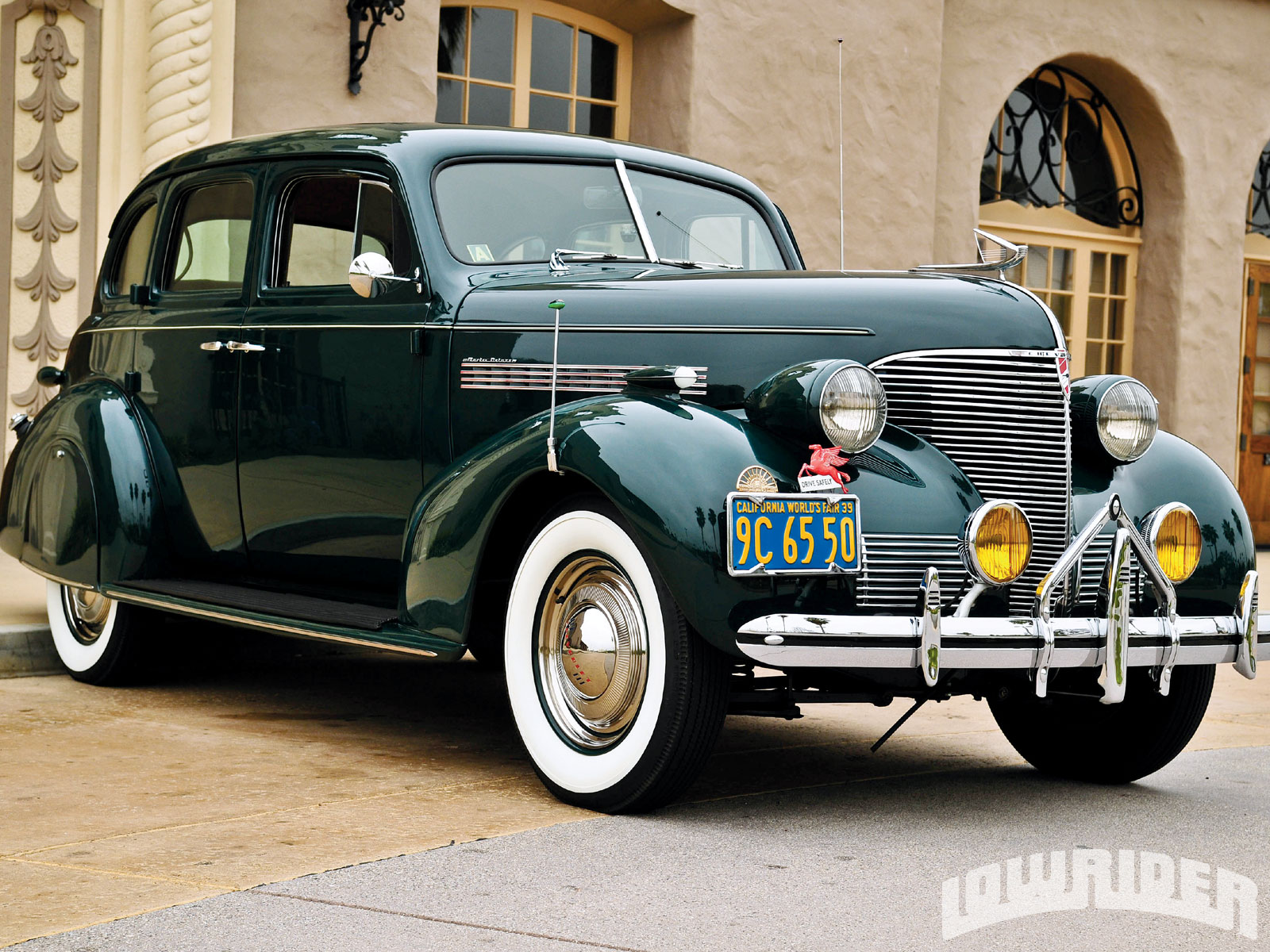 Chevy Truck Specs >> 1939 Chevrolet Master Dexlue - Lowrider Magazine