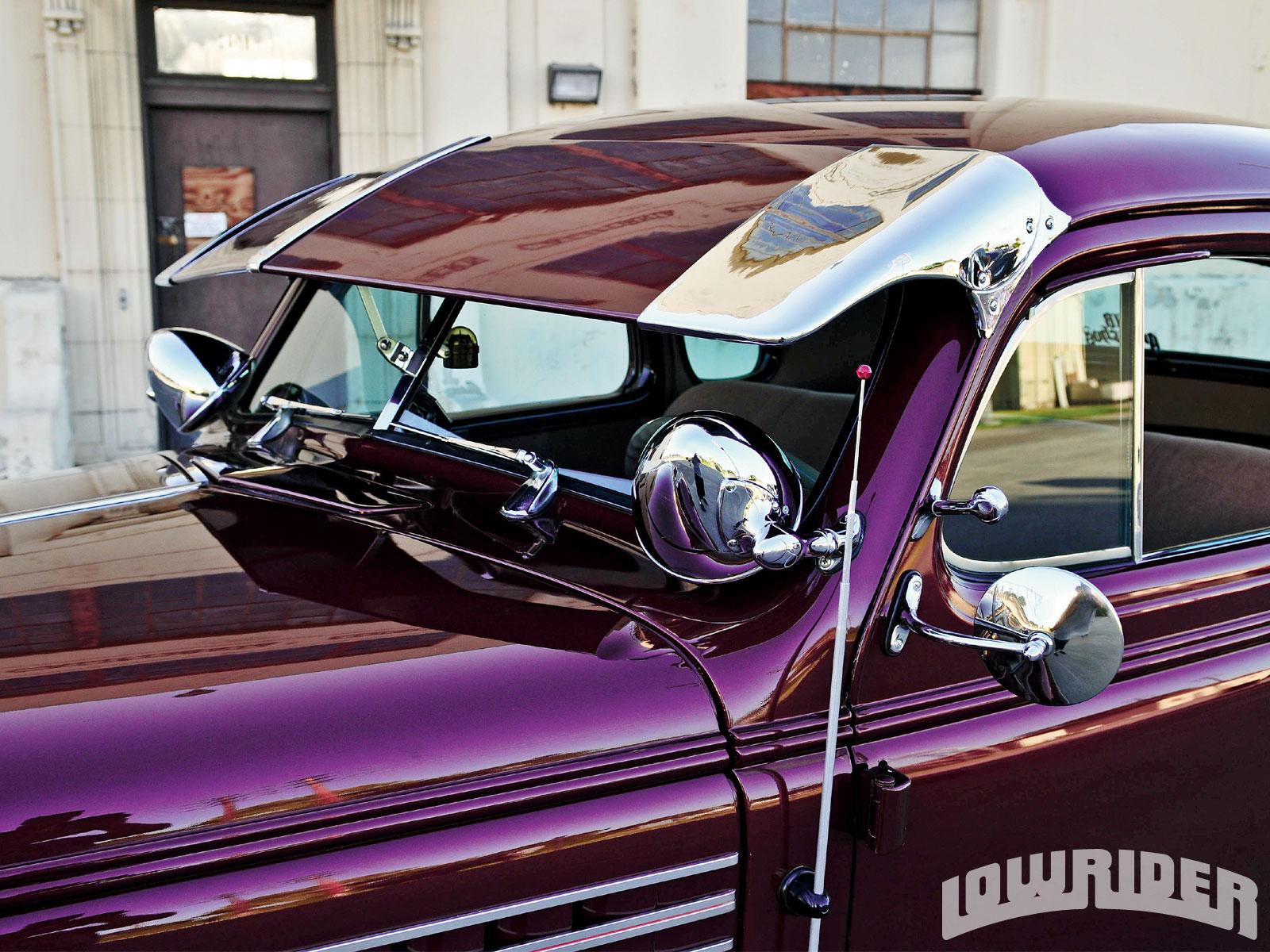 1938 Chevrolet Master Deluxe Coupe Lowrider Magazine